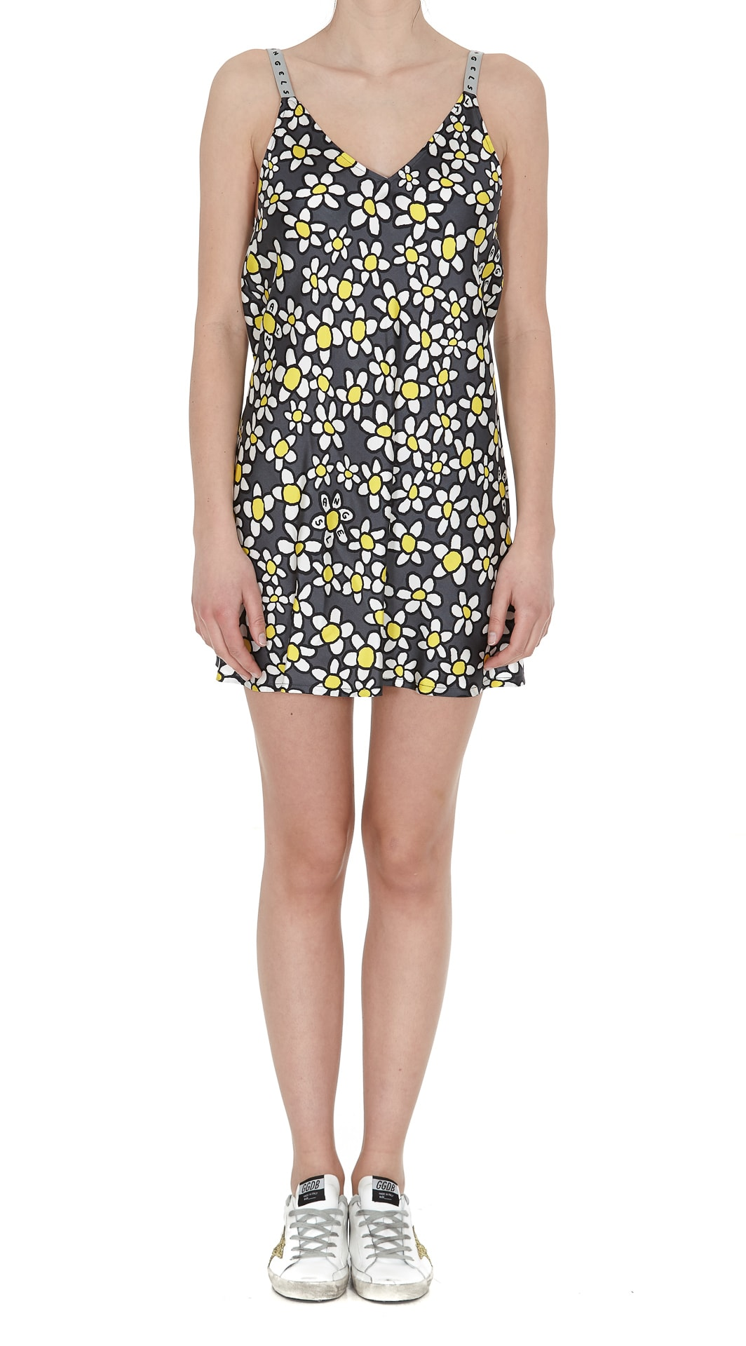 Buy Palm Angels Daisies Dress online, shop Palm Angels with free shipping