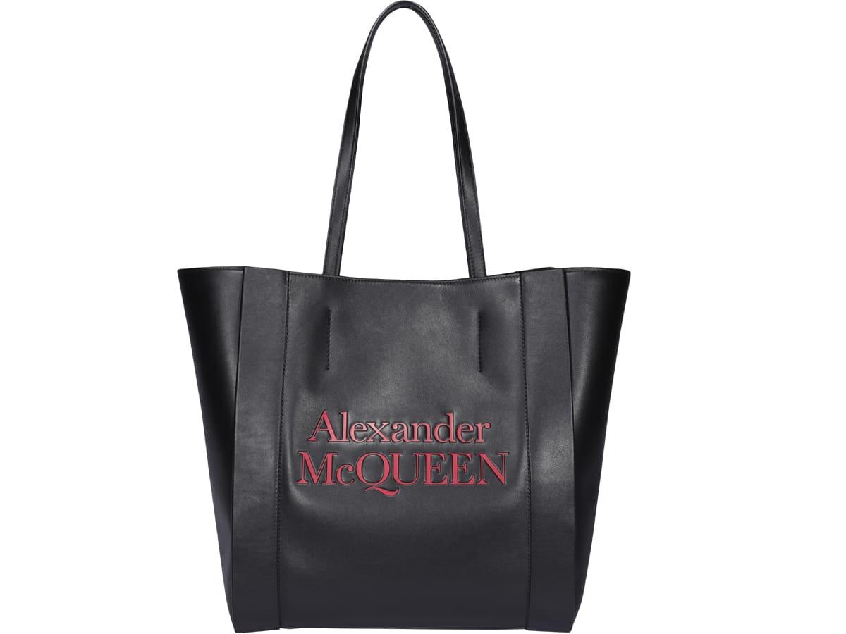Alexander Mcqueen Signature Shopper Bag