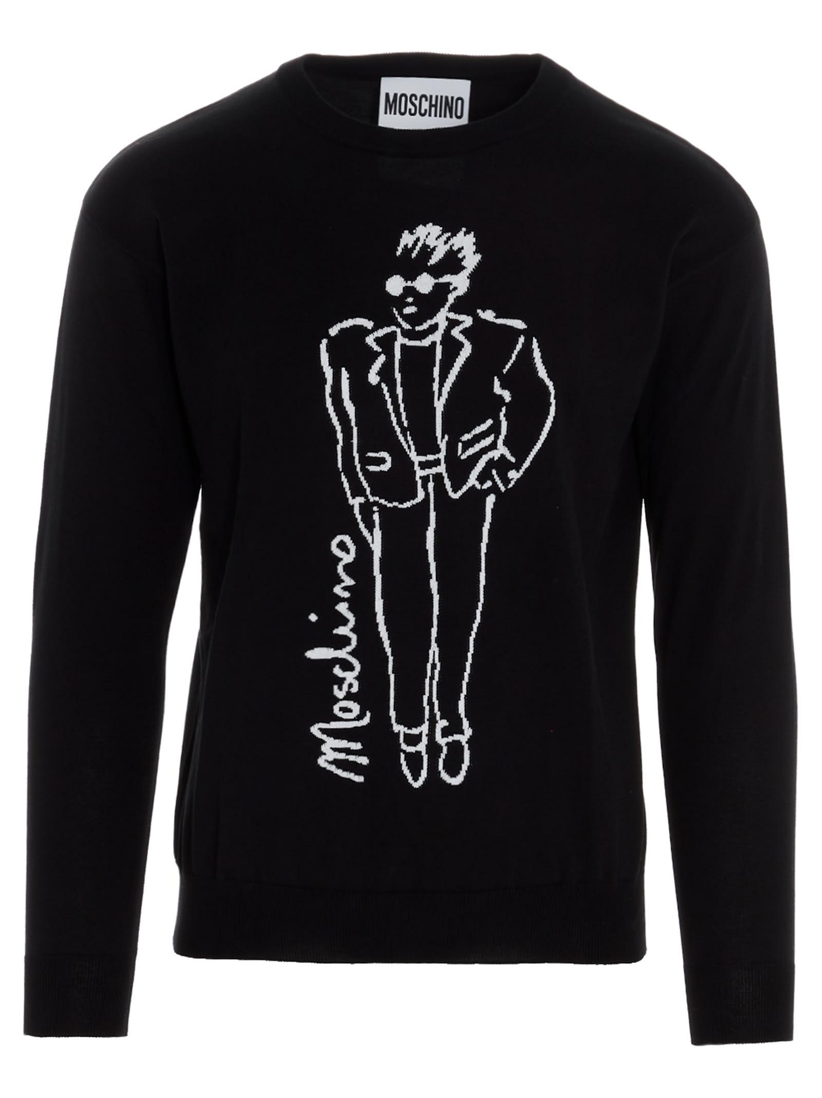 Moschino charactere Sweater