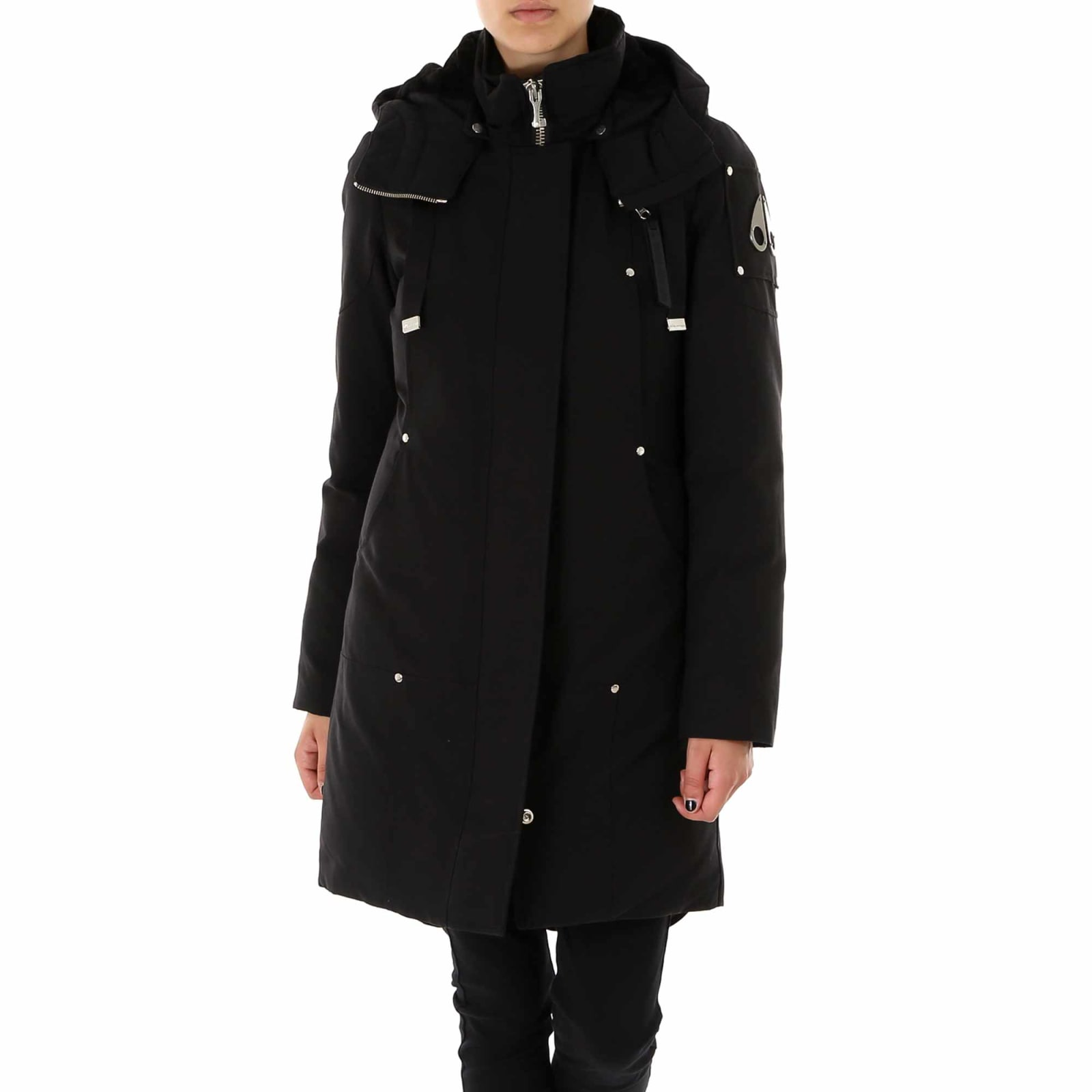 Photo of  Moose Knuckles Longue Rive Parka Jacket- shop Moose Knuckles jackets online sales