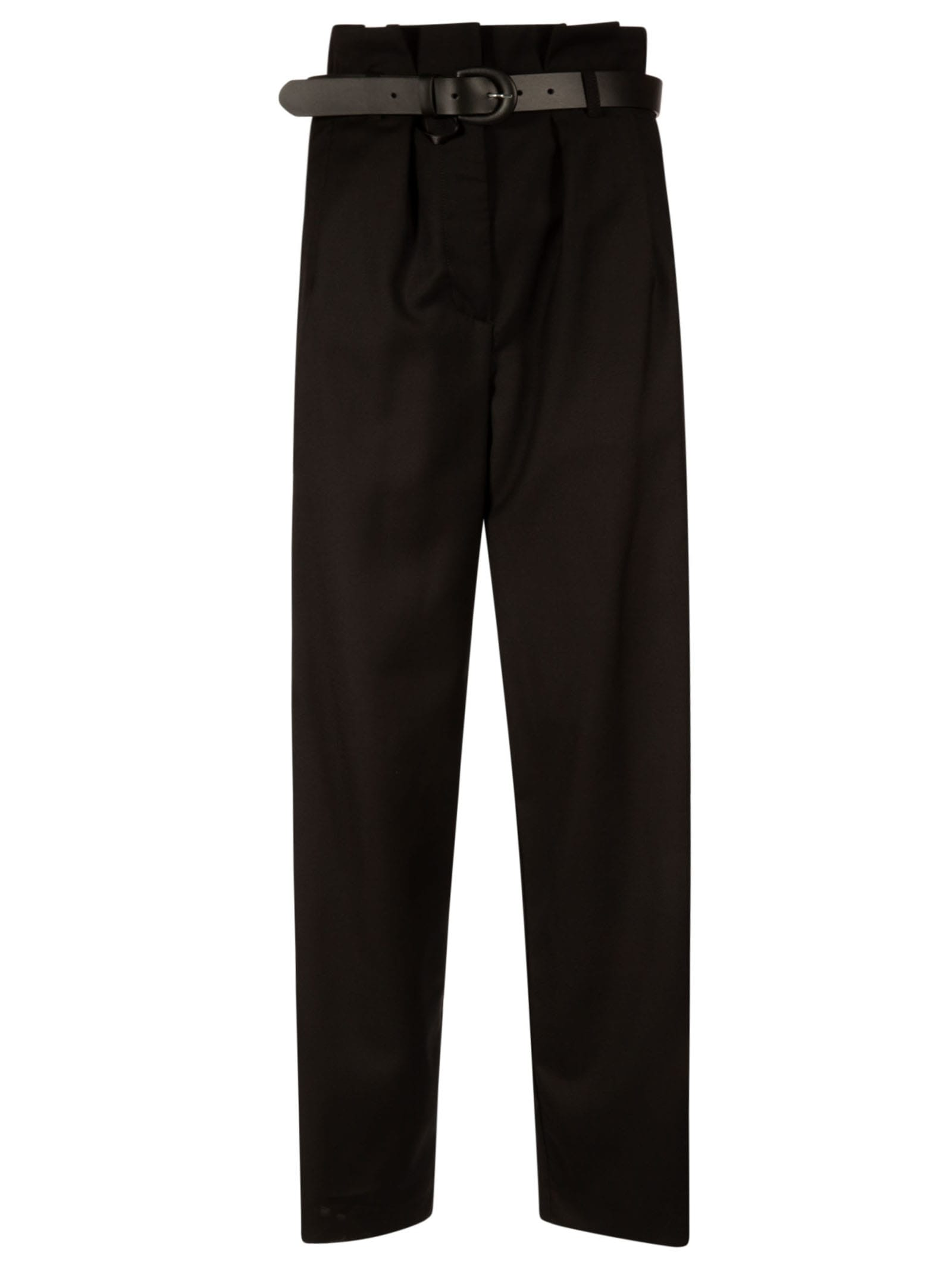 Celia Long Length Belted Trousers