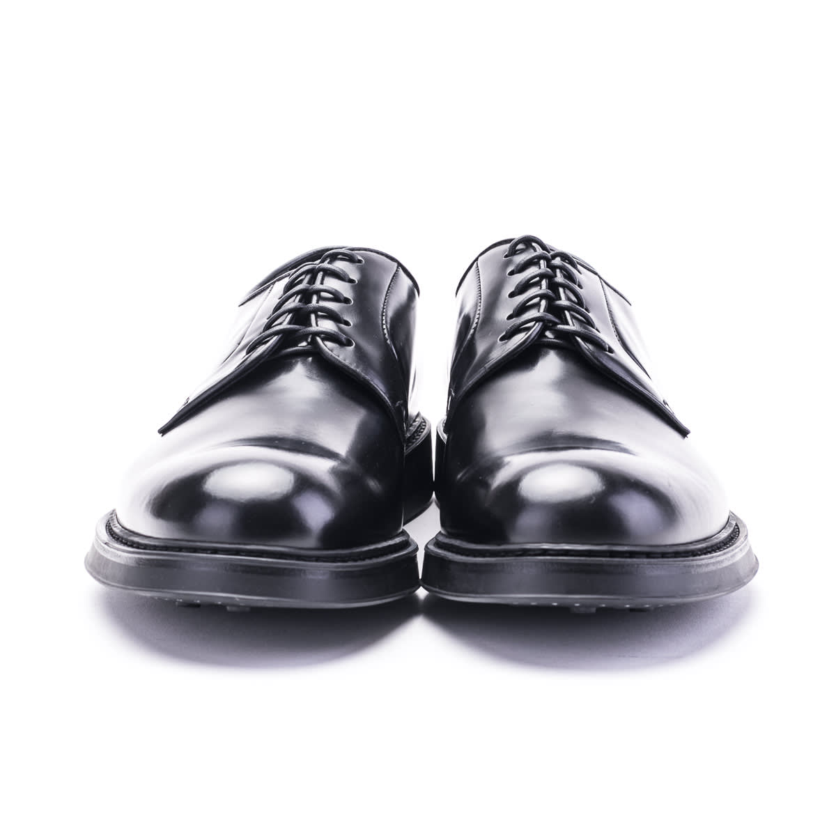 Doucals Doucals Leather Lace-up Shoes