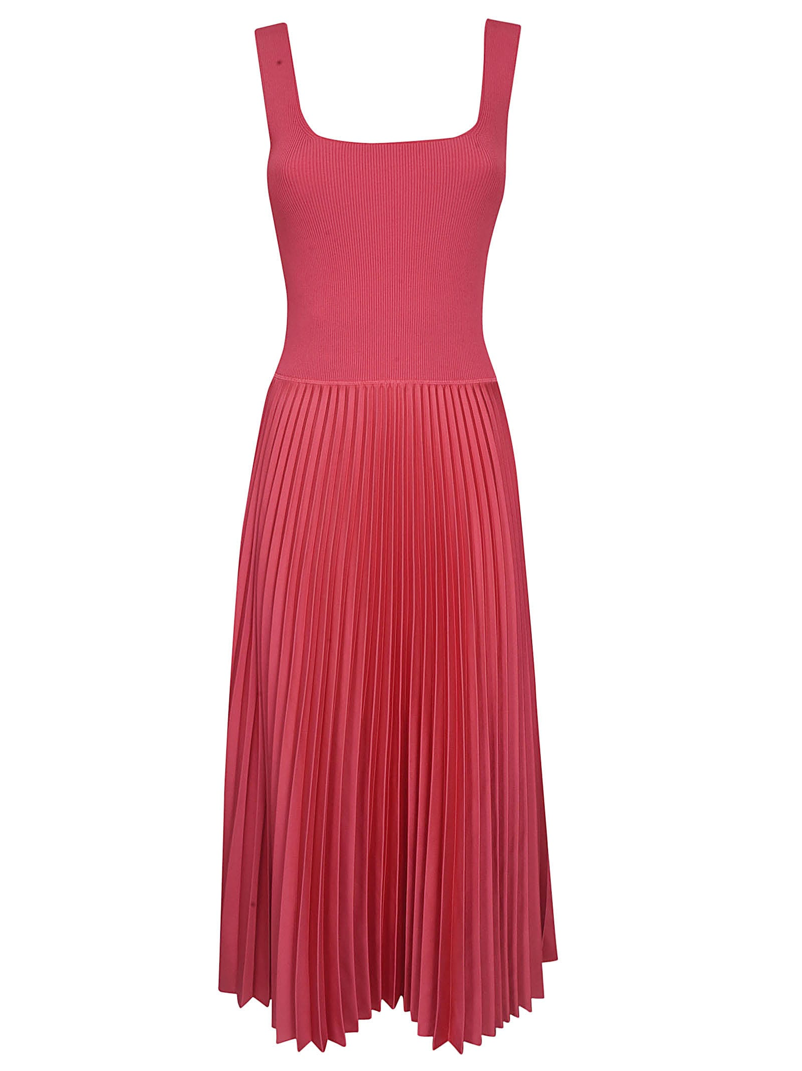 Theory Skirt Pleat Dress