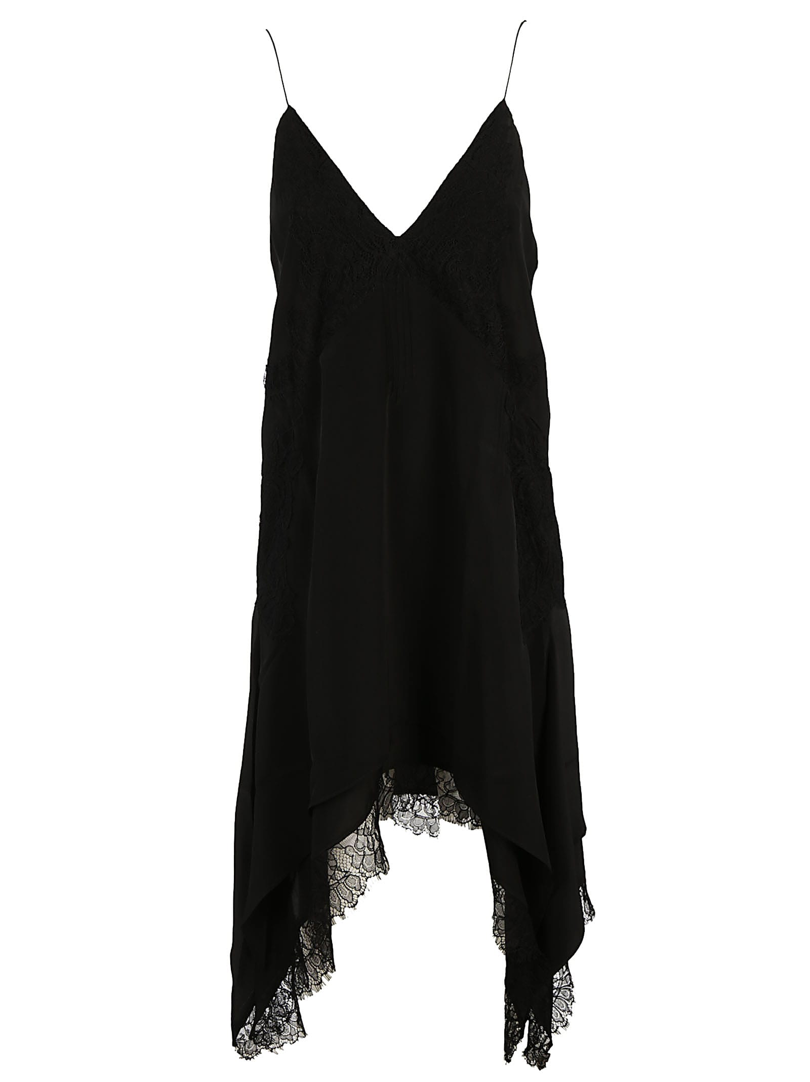 IRO Lace Trim Dress