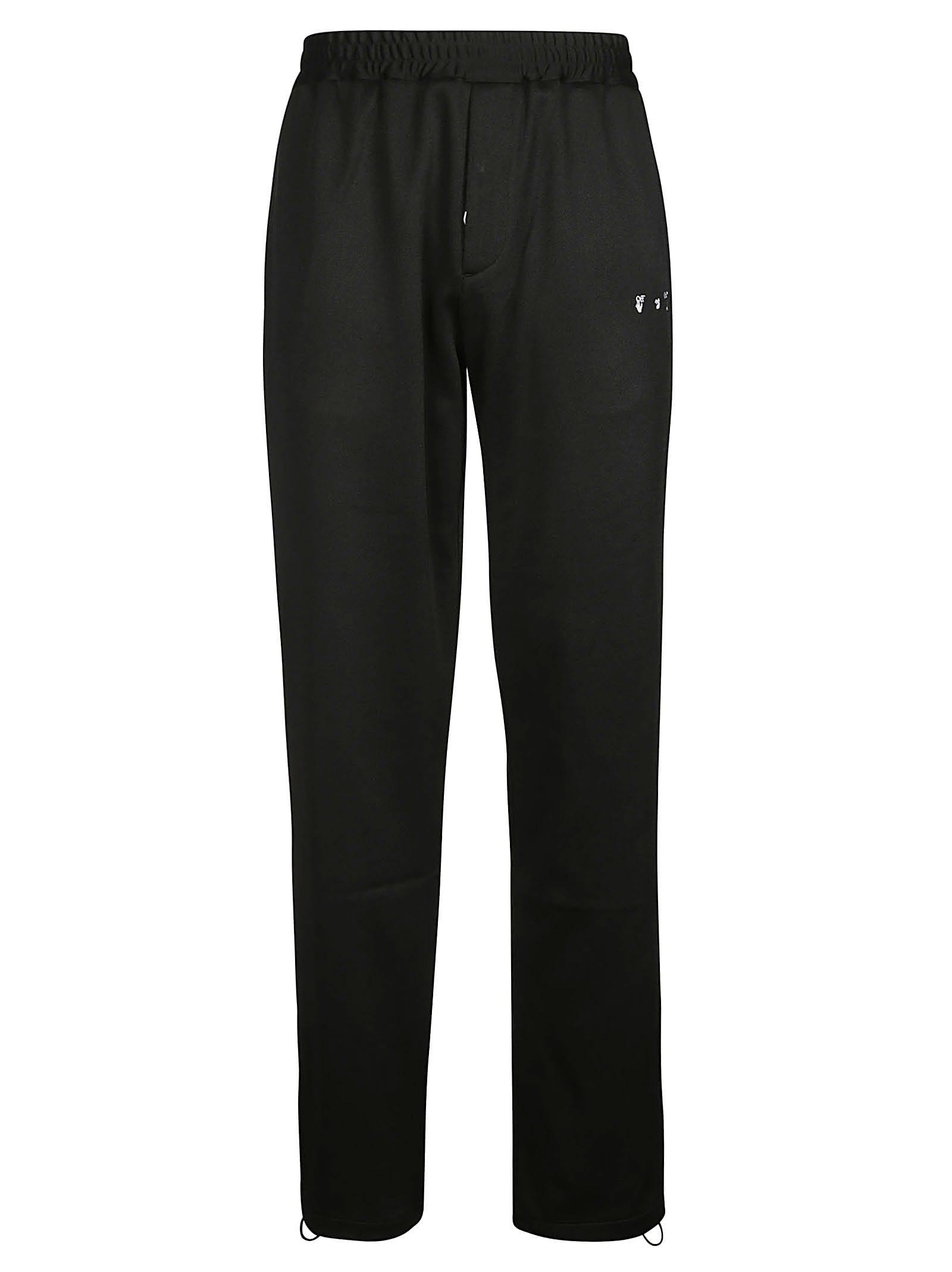 Off-White Pants SLIM TRACK PANTS