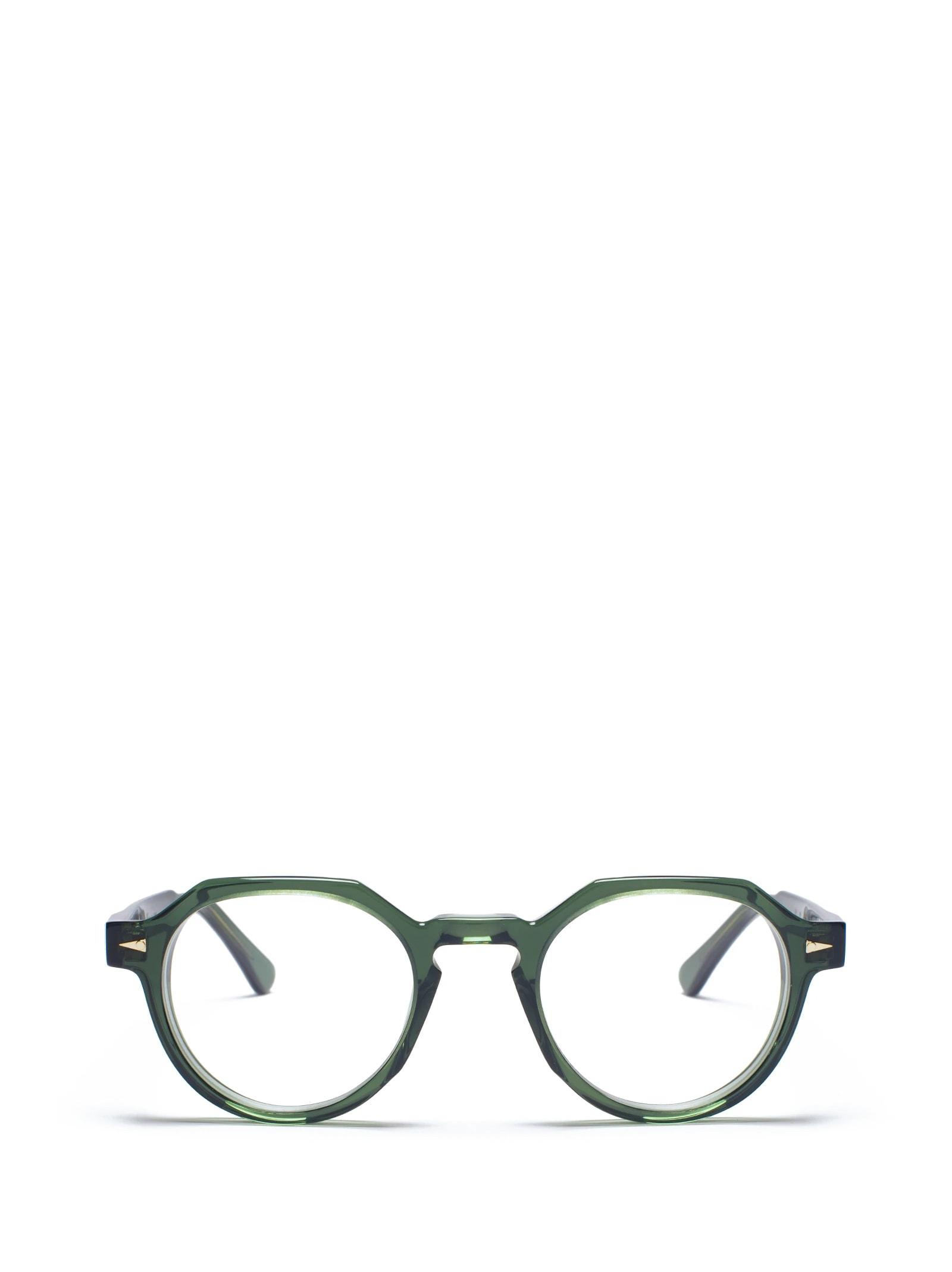 AHLEM Ahlem Rue Bosquet Dark Green Glasses