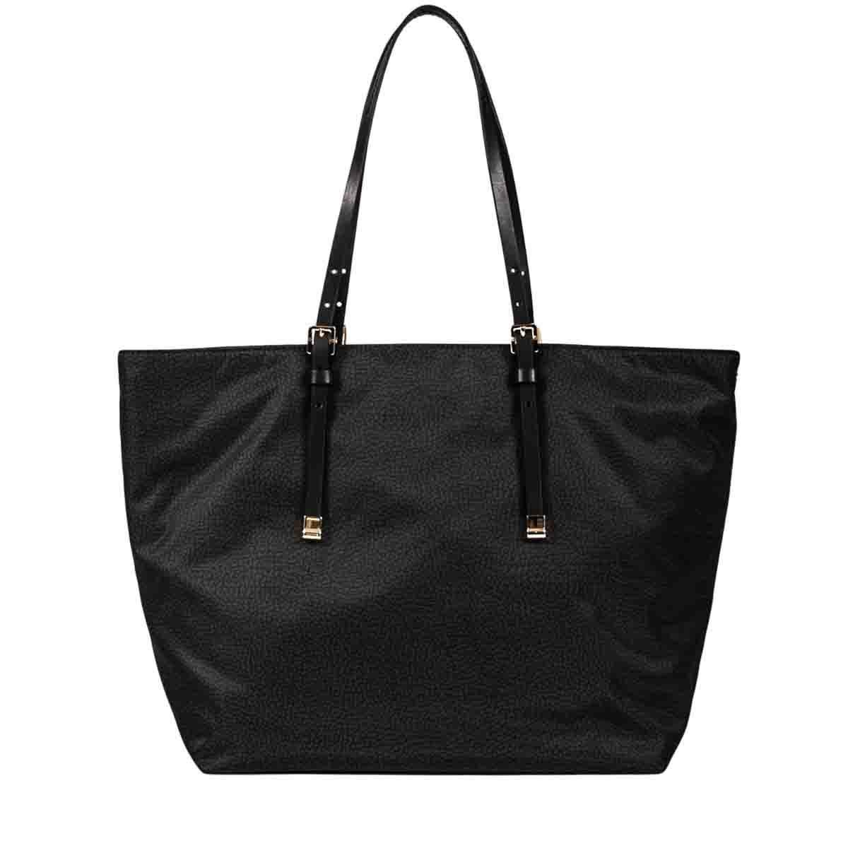 Large Shopping Bag Borbonese