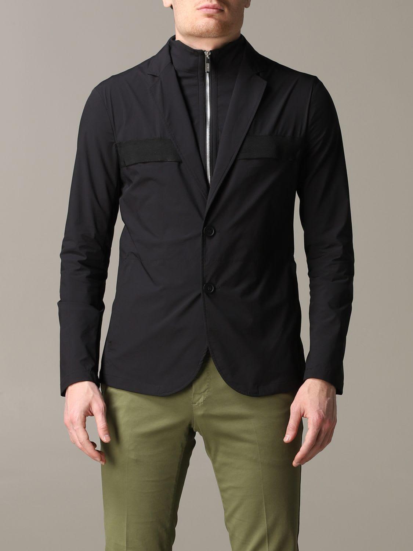 Emporio Armani Blazer Emporio Armani Jacket With Harness