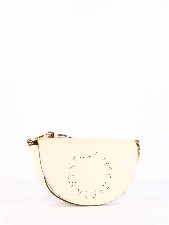 Stella Mccartney Shoulder bags MARLEE MINI BAG WITH LOGO