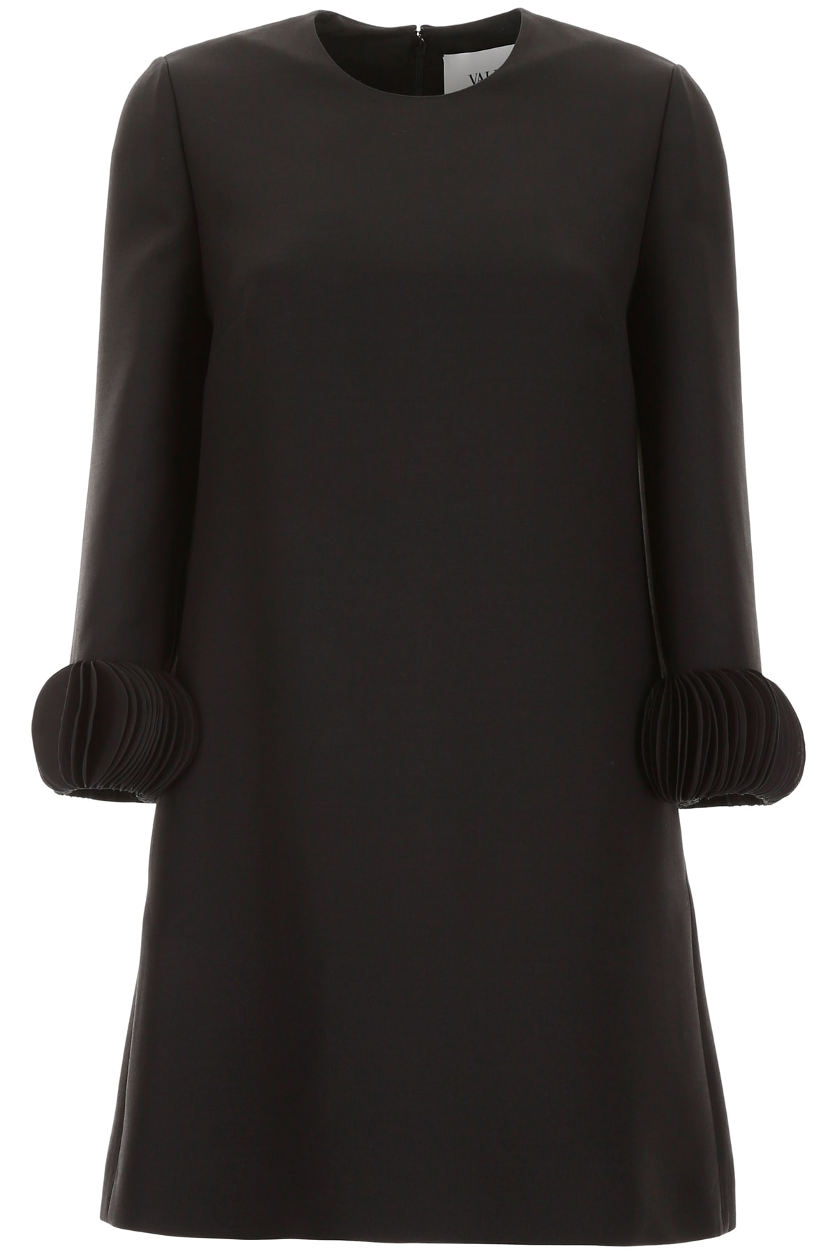 Valentino Mini Dress With Pages Embroidery