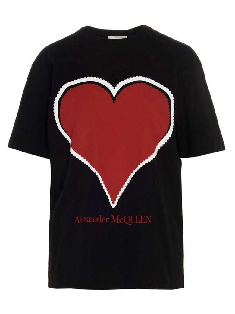 Alexander McQueen Love Heart T-shirt