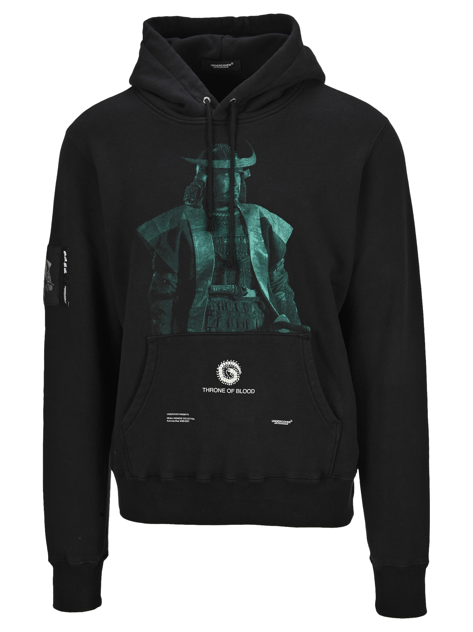 Undercover UNDERCOVER THRONE OF BLOOD HOODIE