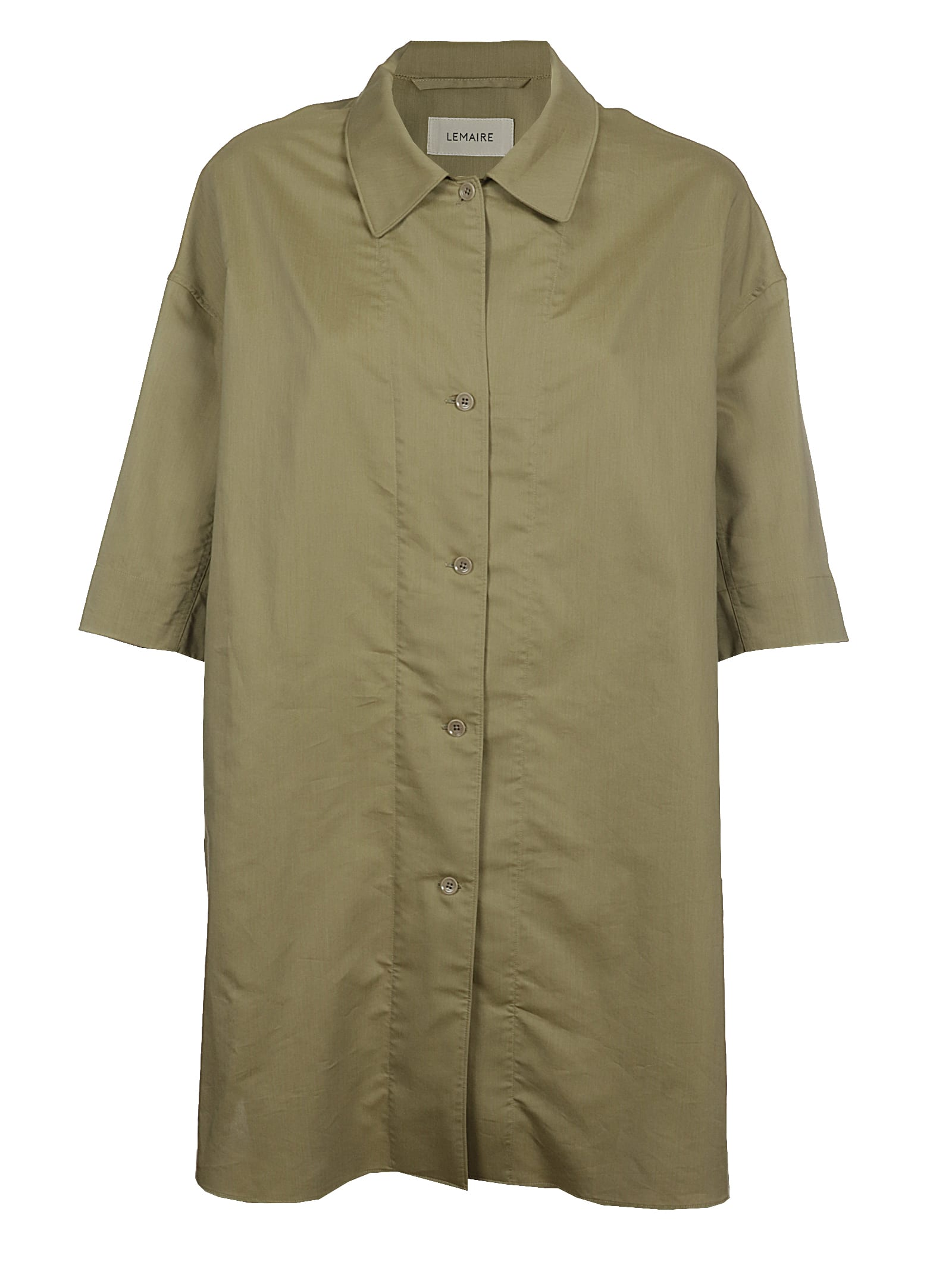 Lemaire Silks TWISTED MAXI SHIRT