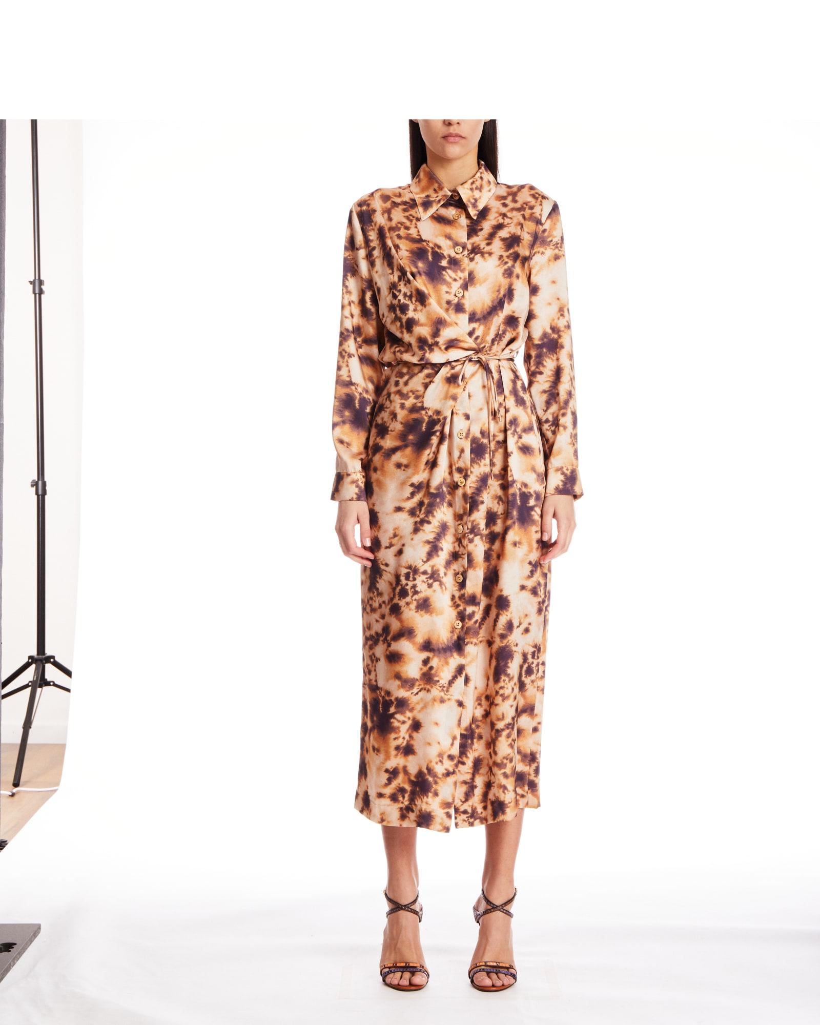 Nanushka BISSO DRESS