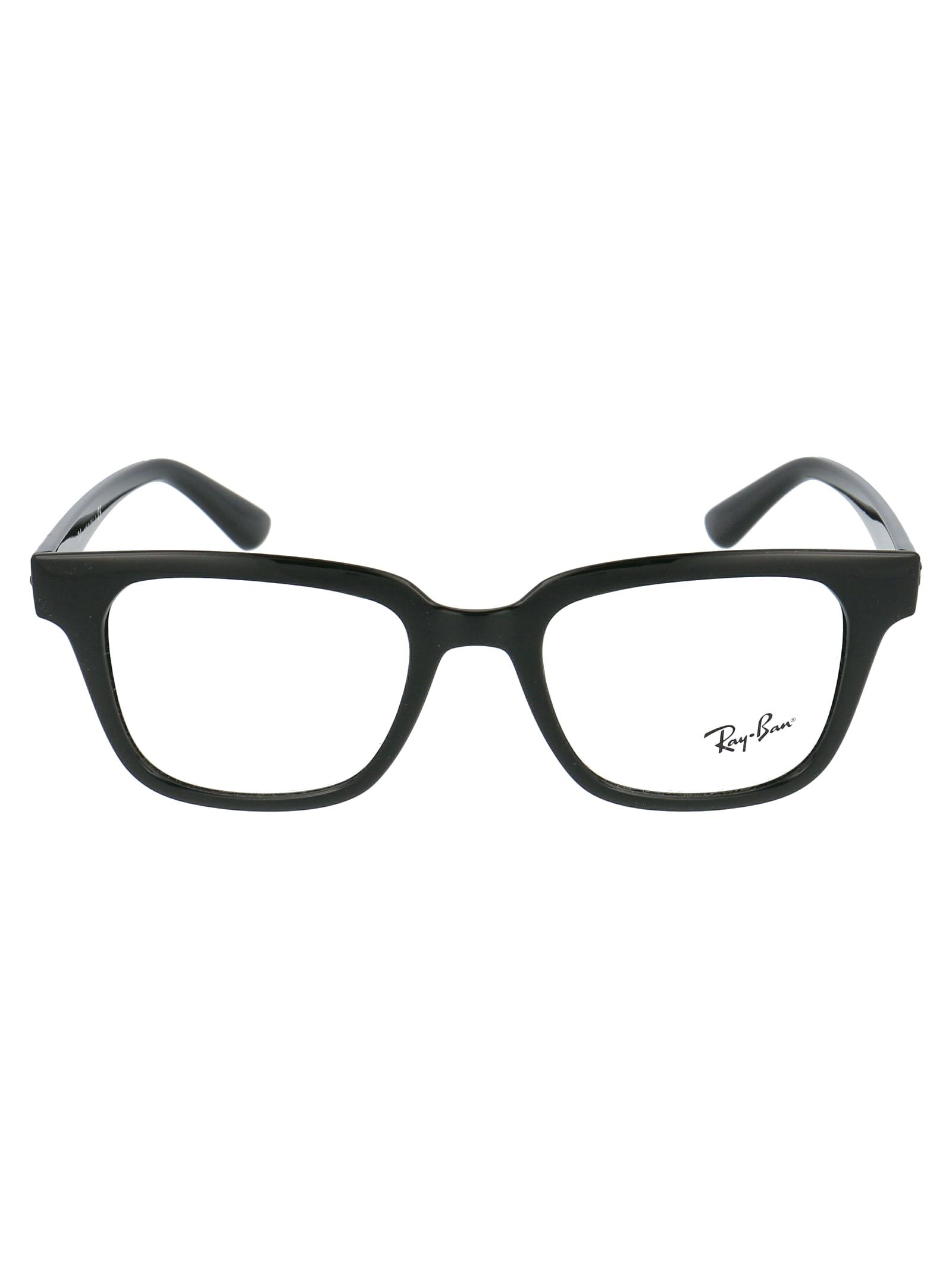 Ray Ban Eyewear In Black