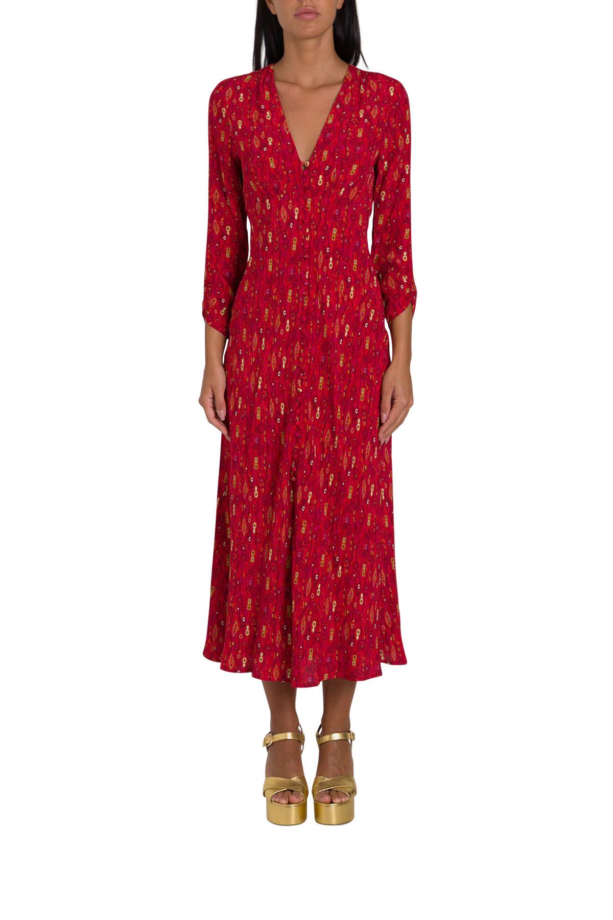 Buy RIXO Katie Maxi Dress online, shop RIXO with free shipping