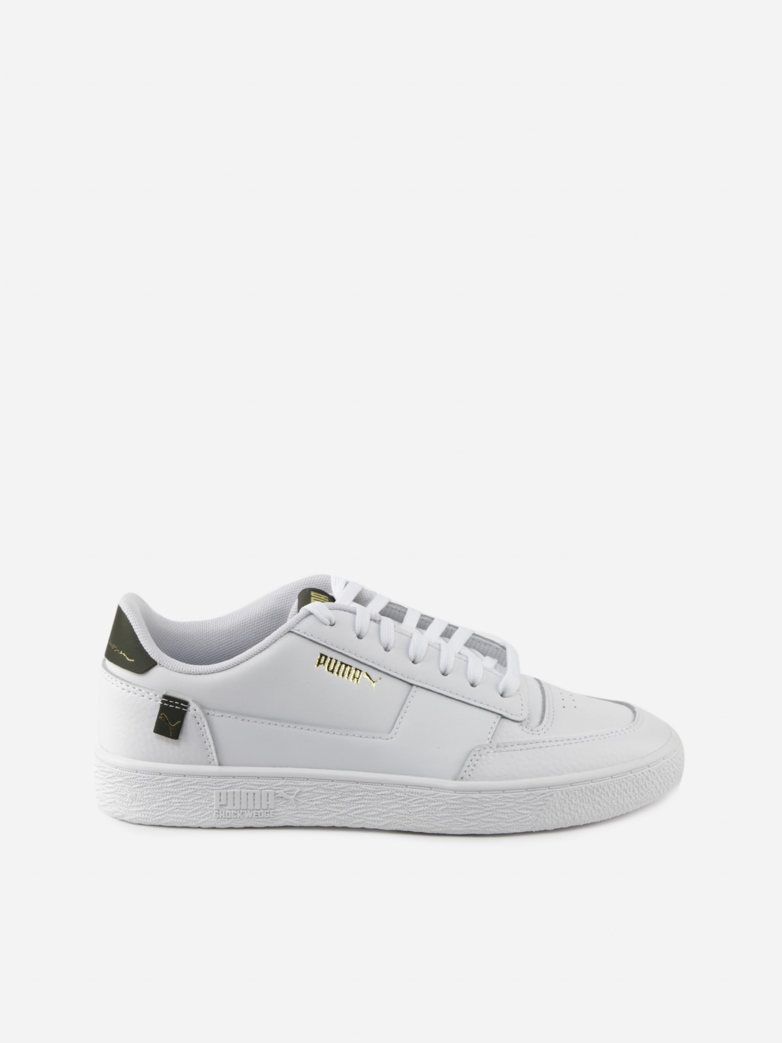 Puma RALPH SAMPSON MC CLEAN LEATHER SNEAKERS