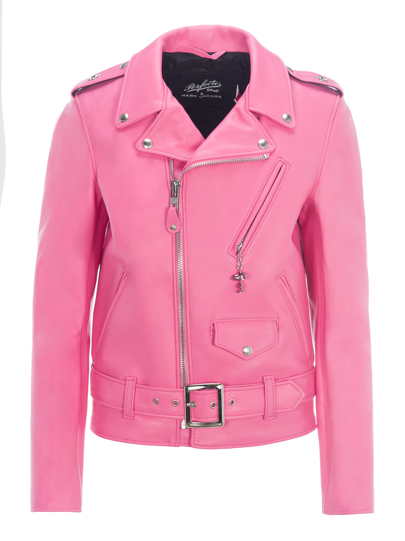 Photo of  Marc Jacobs Schott X Marc Jacobs The Perfecto- shop Marc Jacobs jackets online sales