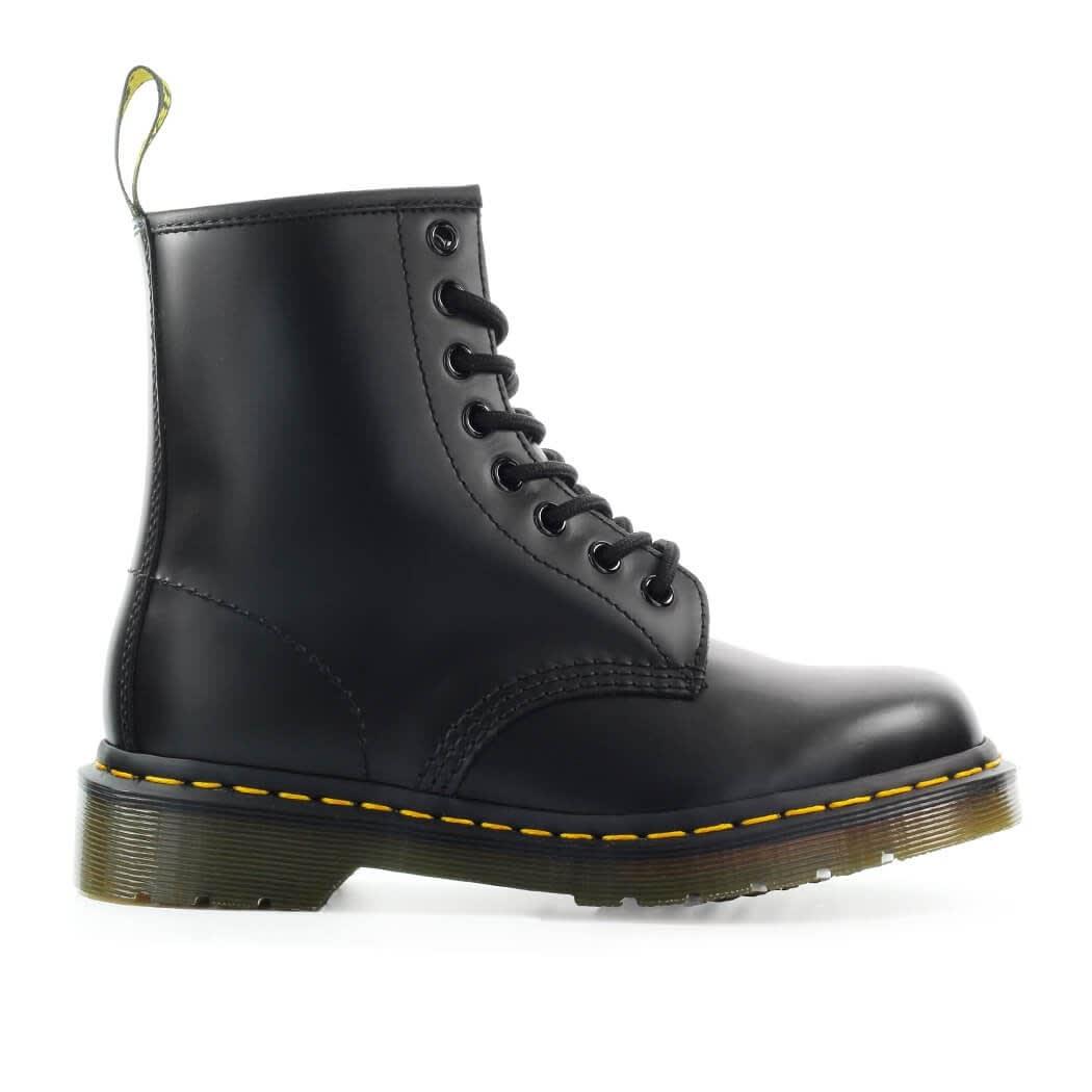 Dr. Martens 1460 Smooth Black Combat Boot