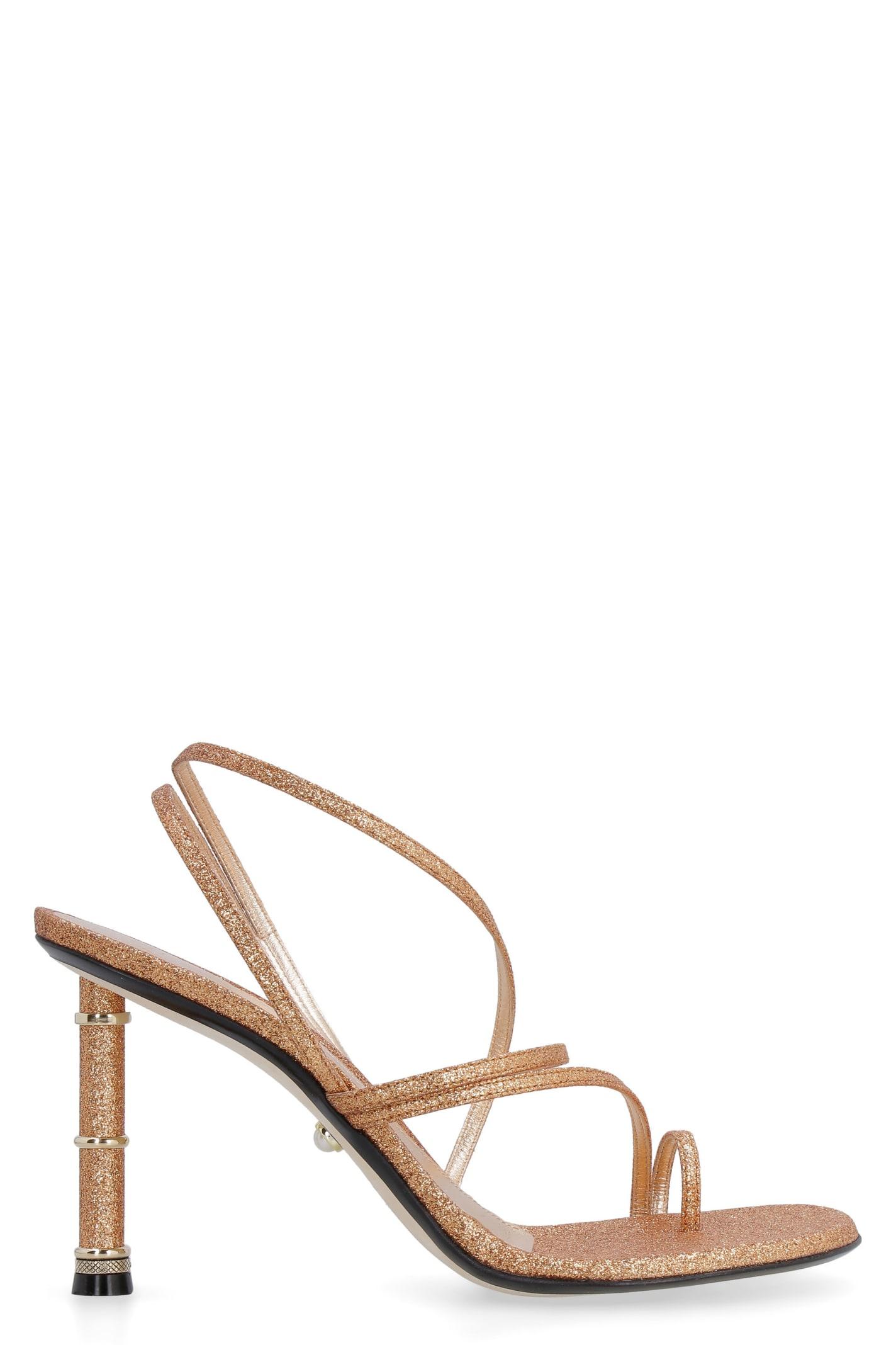 Carlotta Glitter Sandals