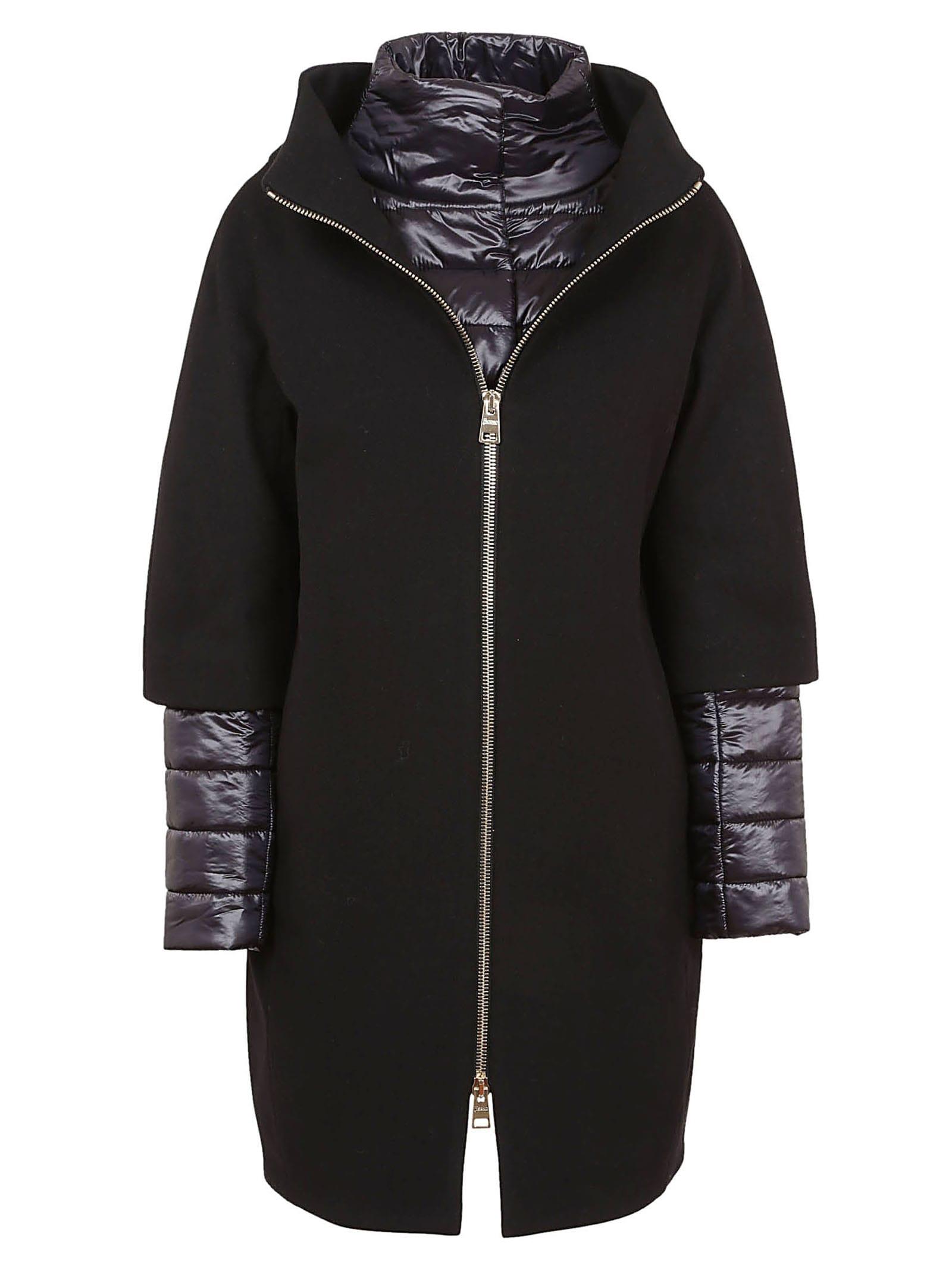 Herno Detachable Padded Coat