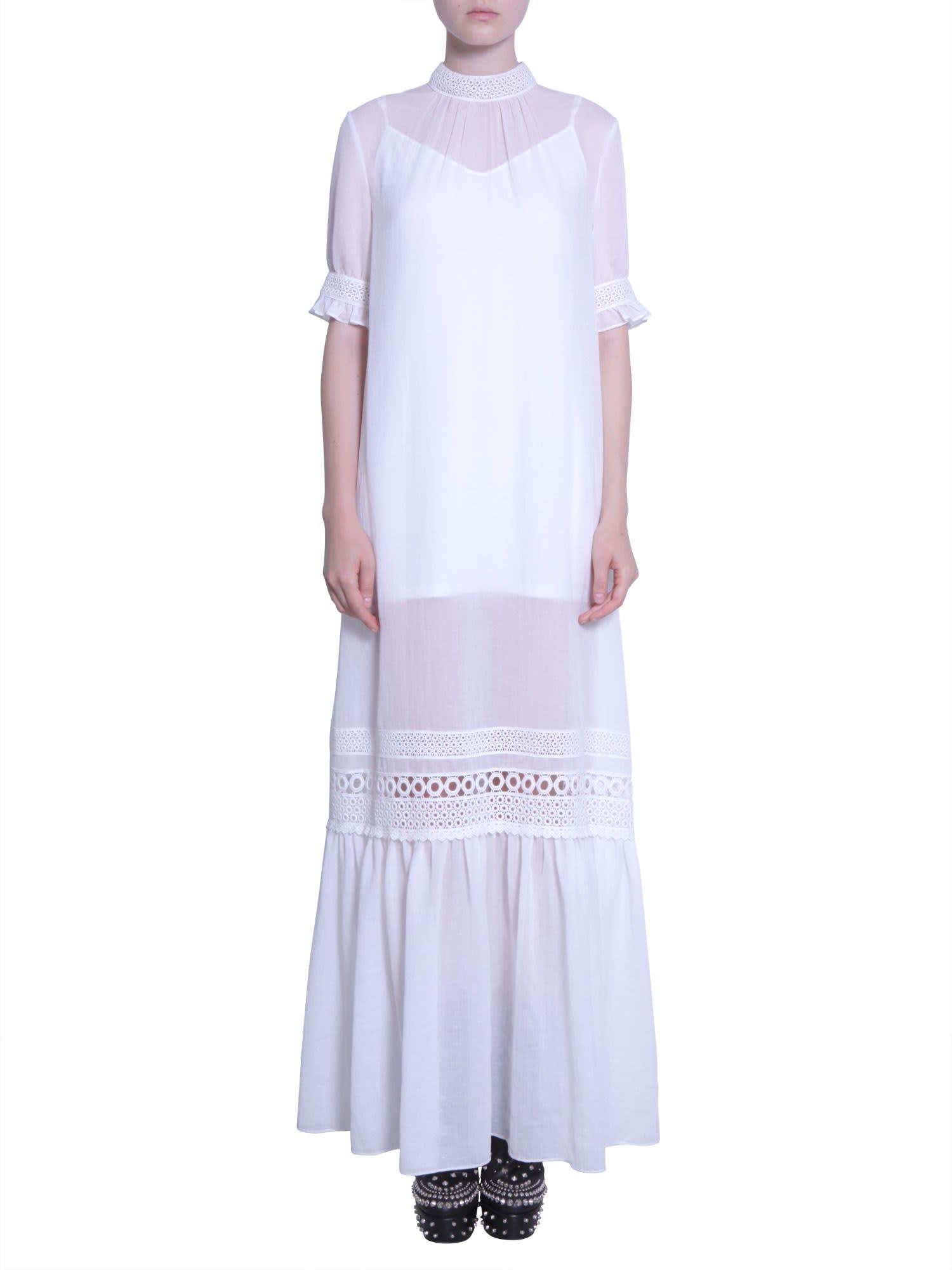 McQ Alexander McQueen Maxi Dress