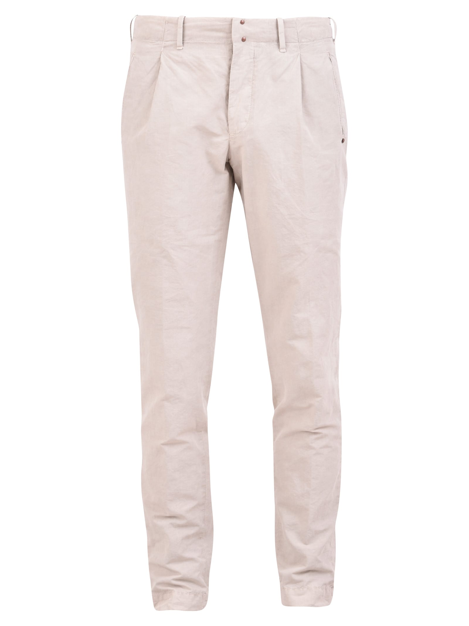 Incotex Carrot Fit Trousers
