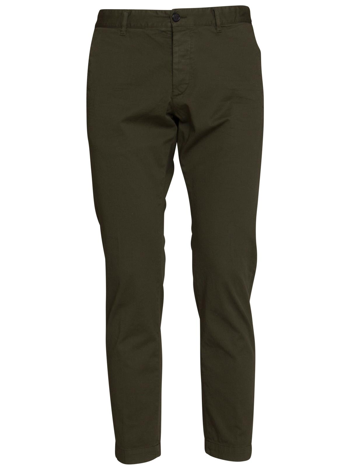Dsquared Pants In Military Green
