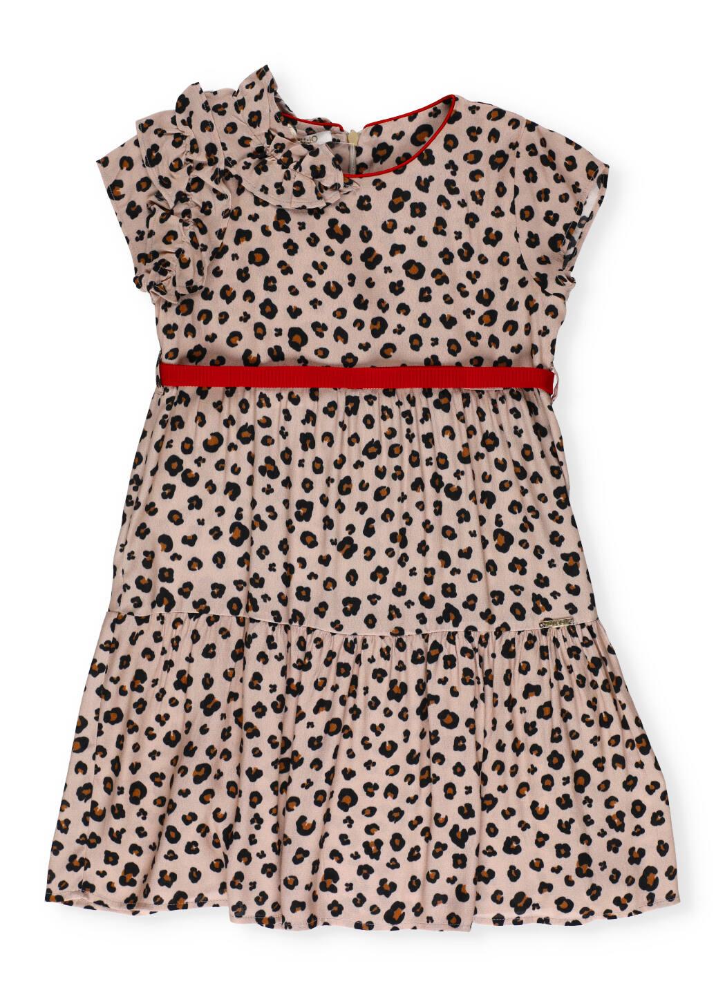 Buy Liu-Jo Animalier Print Dress online, shop Liu-Jo with free shipping