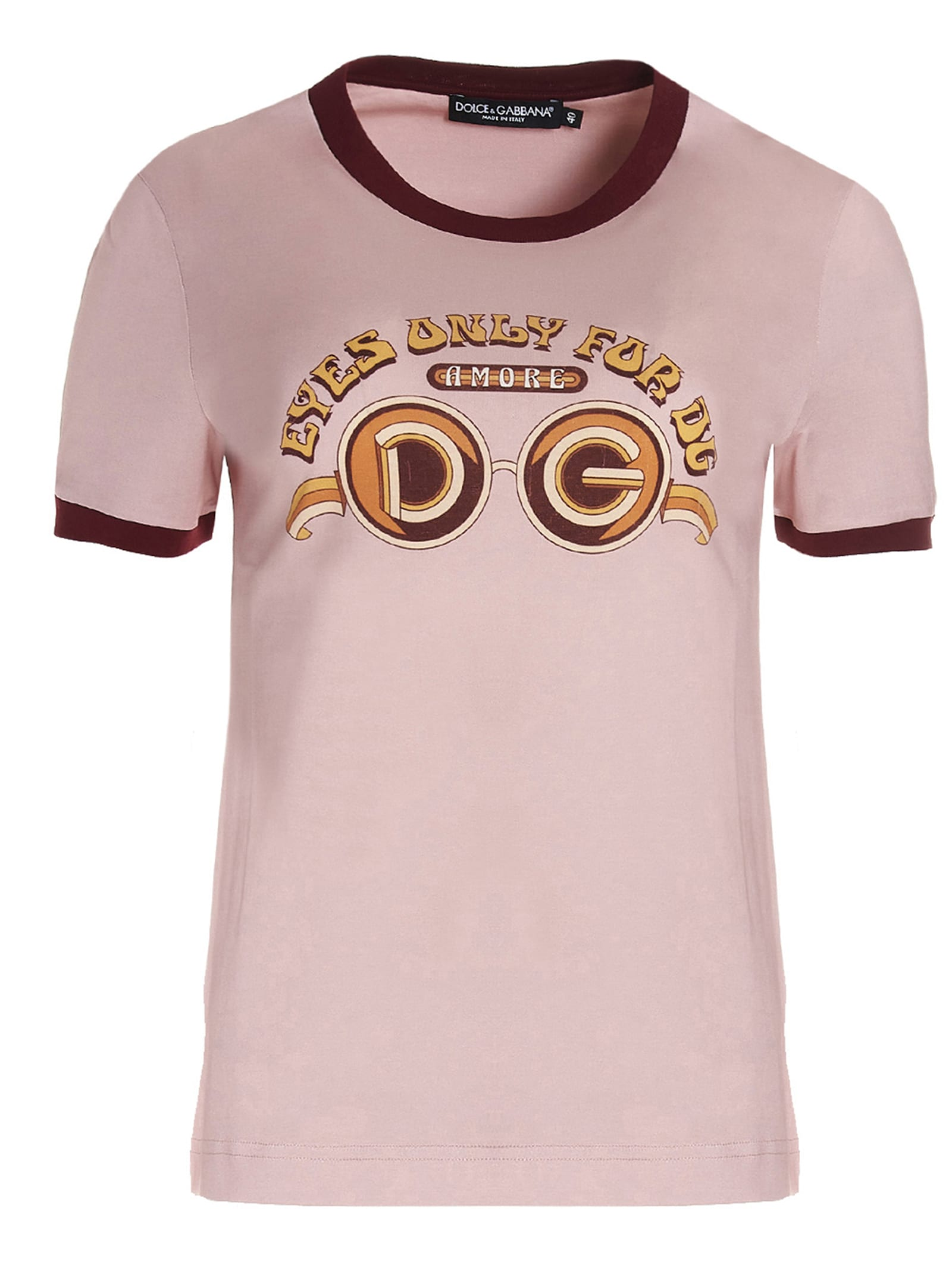 Dolce & Gabbana Tops T-SHIRT