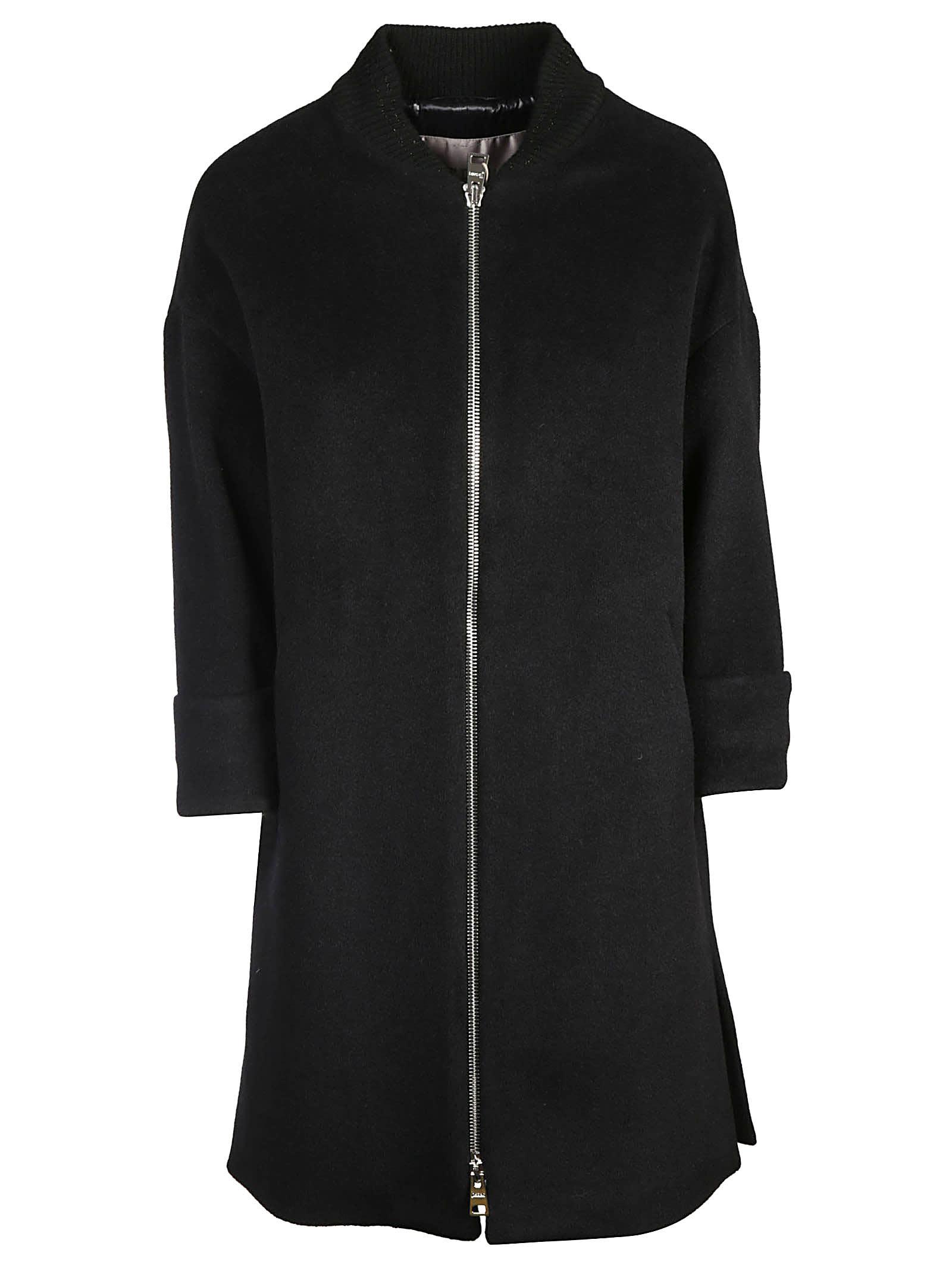 Herno Zip-up Coat