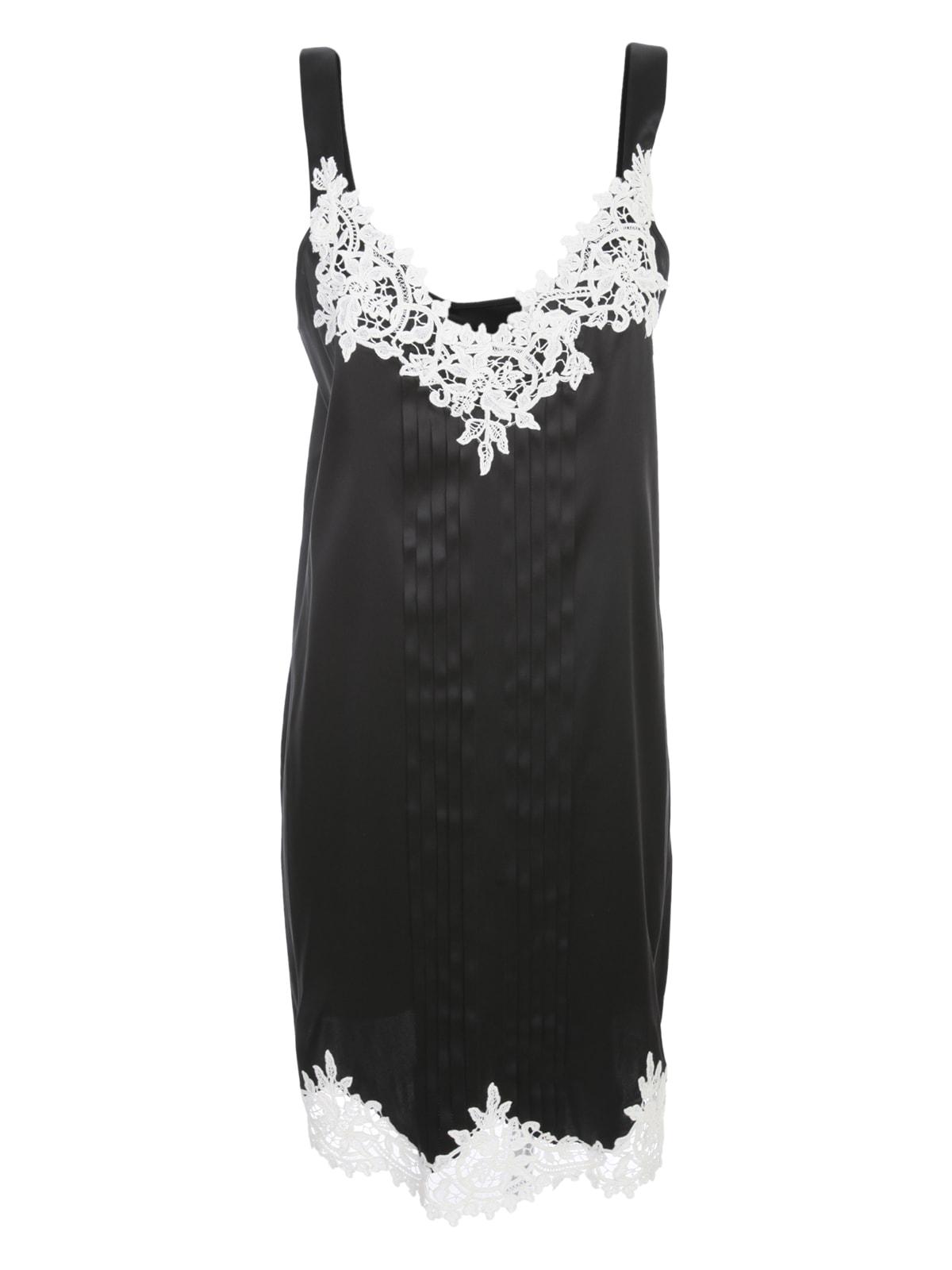 Buy Blumarine Dress W/s W/lace online, shop Blumarine with free shipping