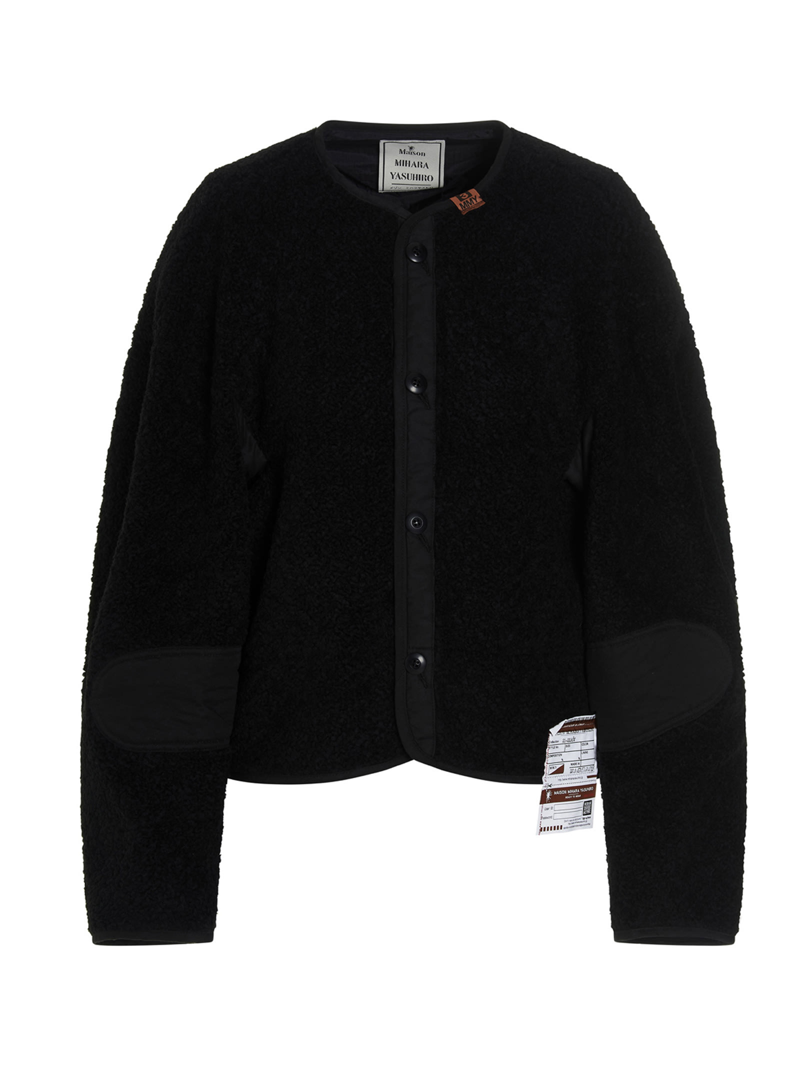 wide Back Military Jacket