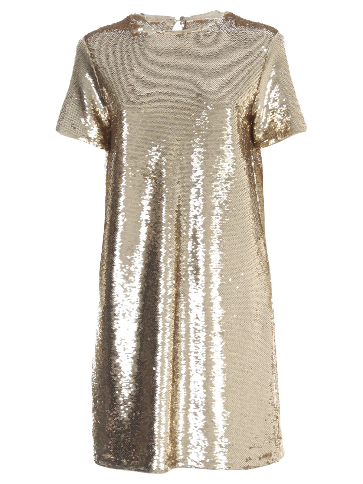 Buy Emporio Armani Tunic Dress S/s online, shop Emporio Armani with free shipping
