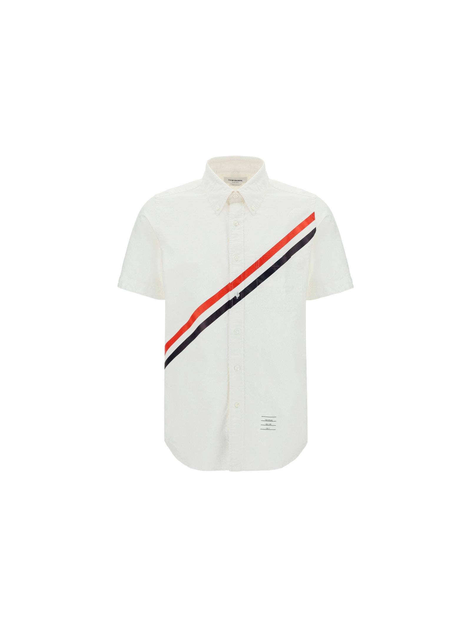 Thom Browne Clothing SHIRT