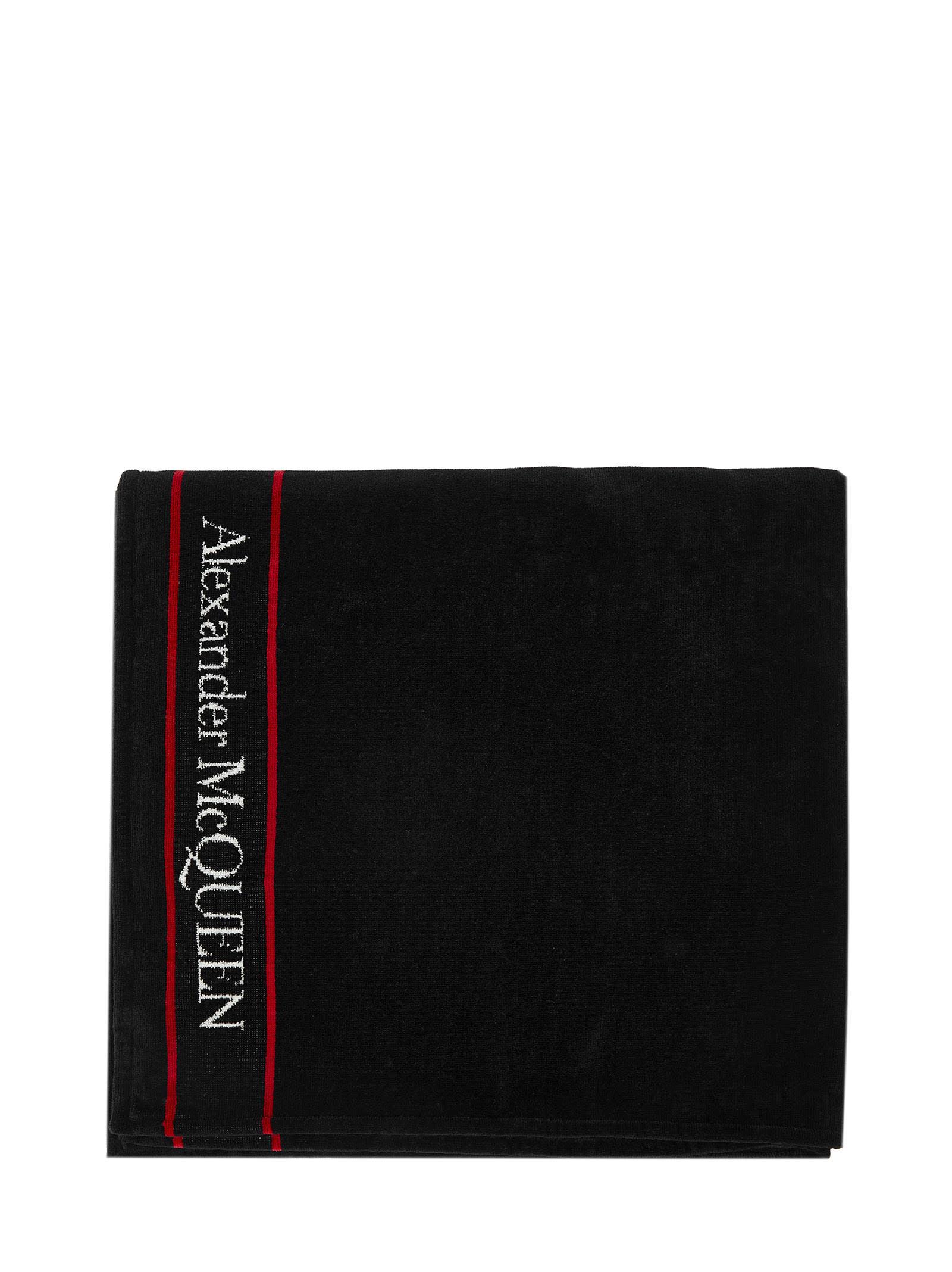 Alexander Mcqueen Towel