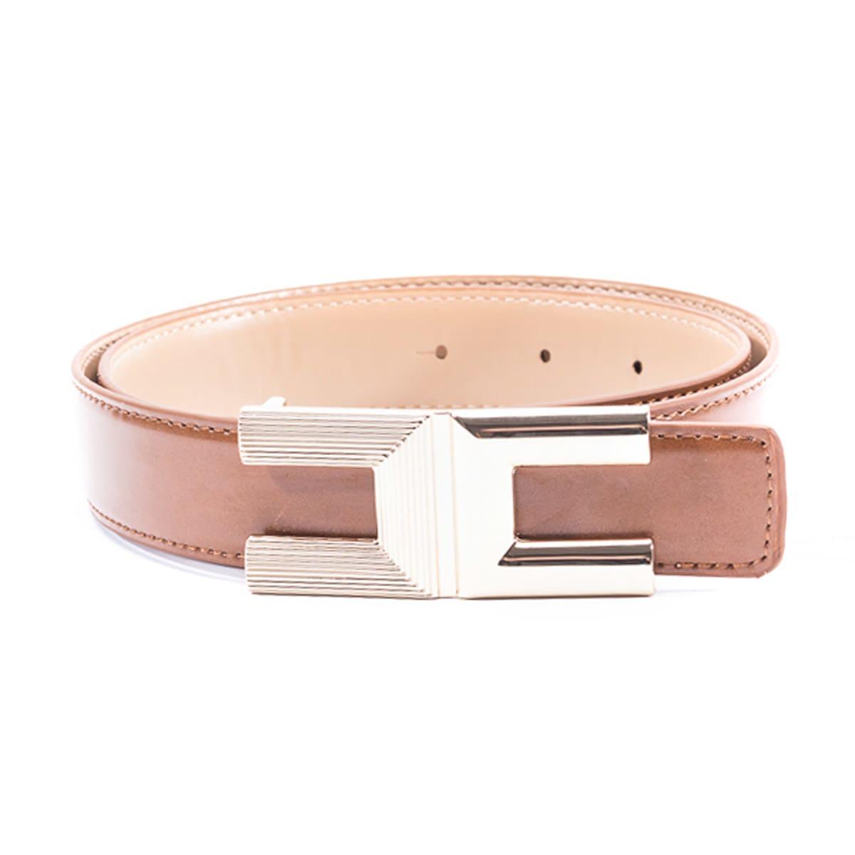 03bf2bd161 Elisabetta Franchi Belt in Brown