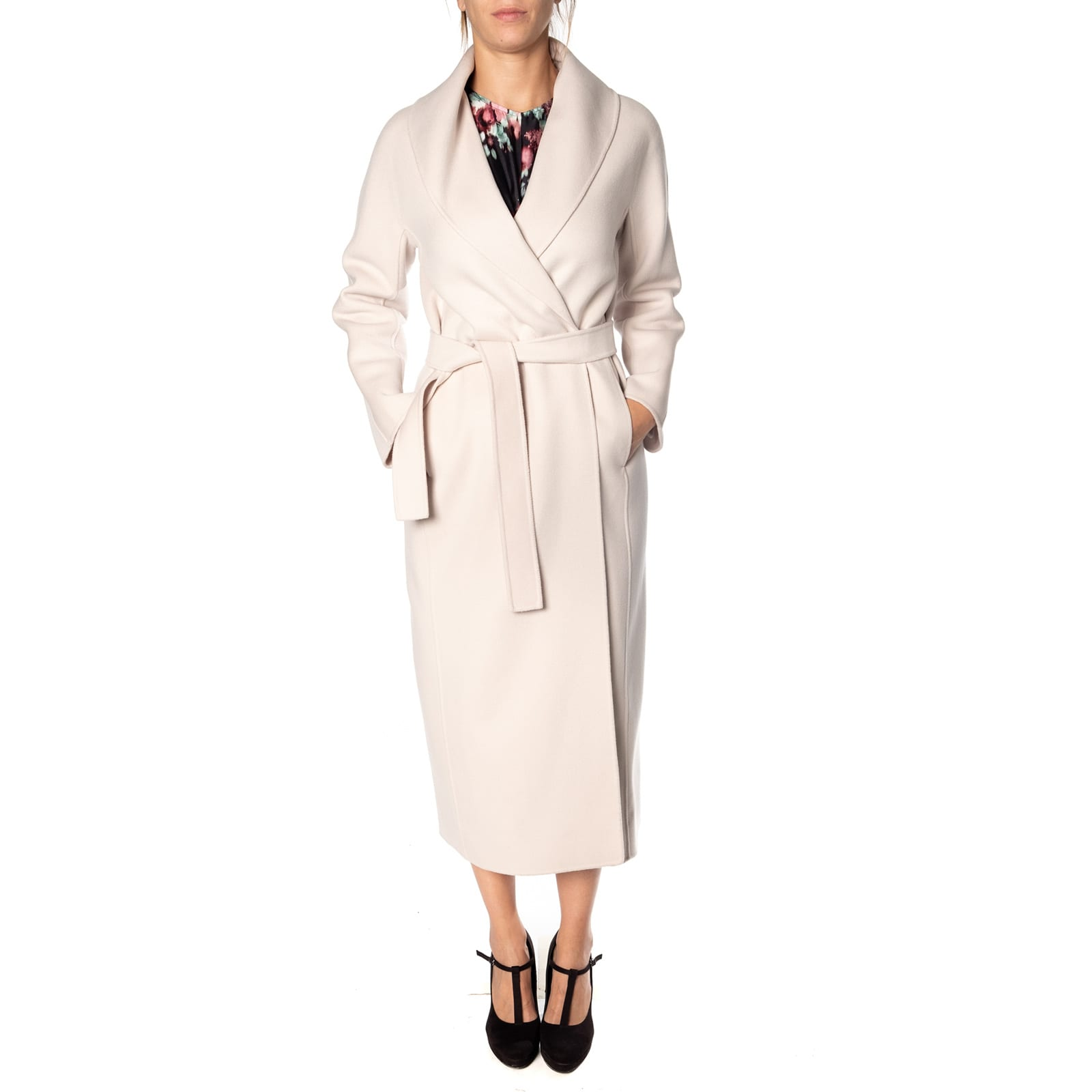 Virgin Wool Max Mara Coat