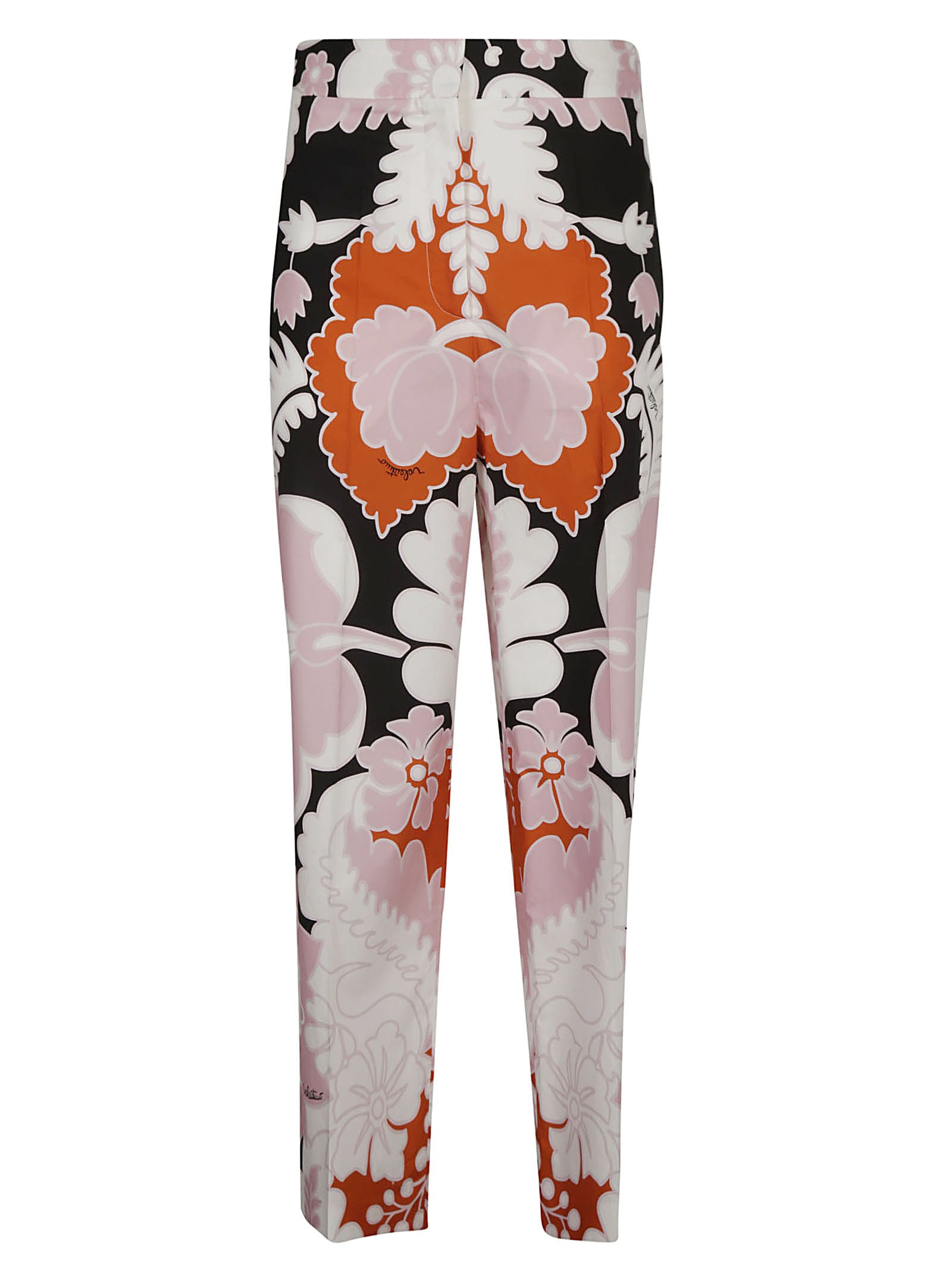 Valentino Floral Printed Trousers