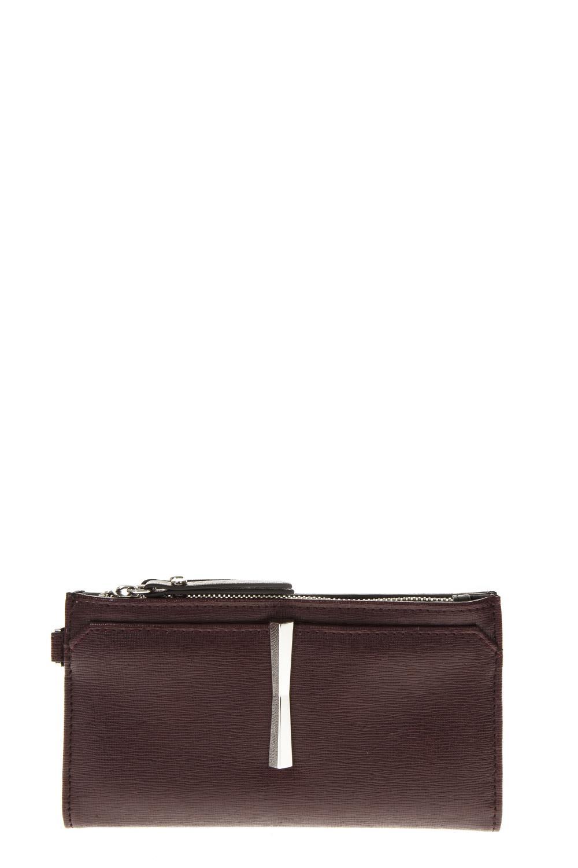 Merlot Leather Wallet