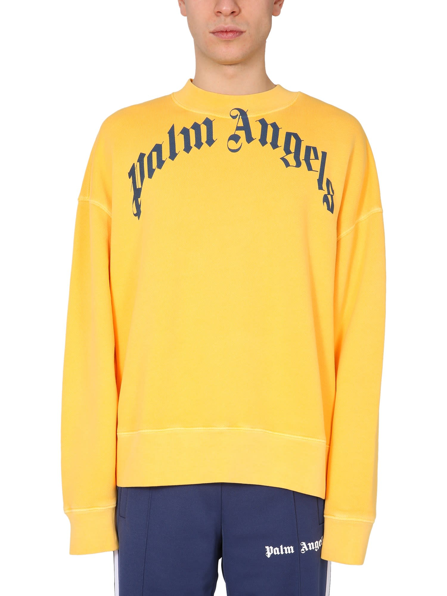 Palm Angels CREW NECK SWEATSHIRT
