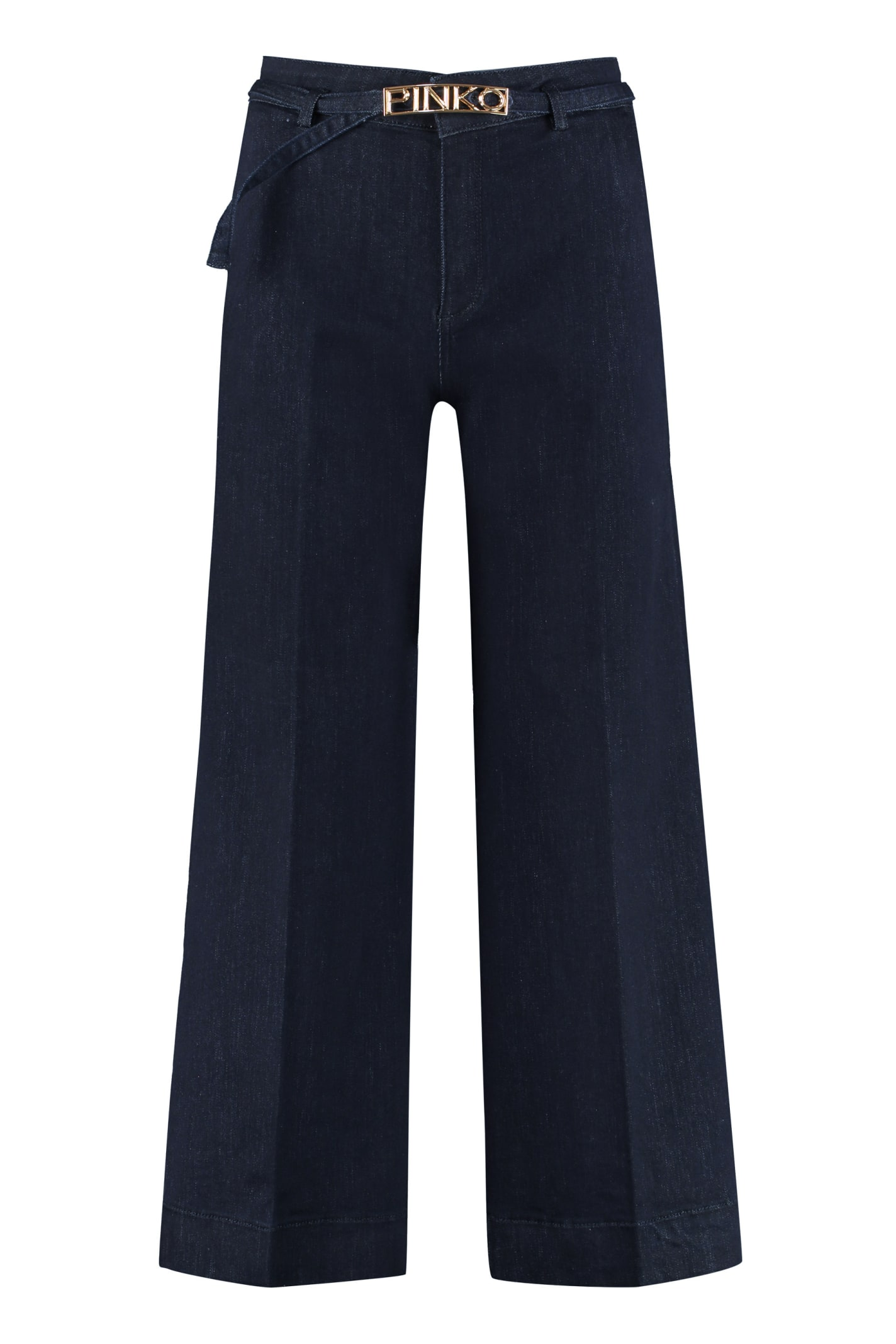 Pinko Peggy Wide Leg Jeans