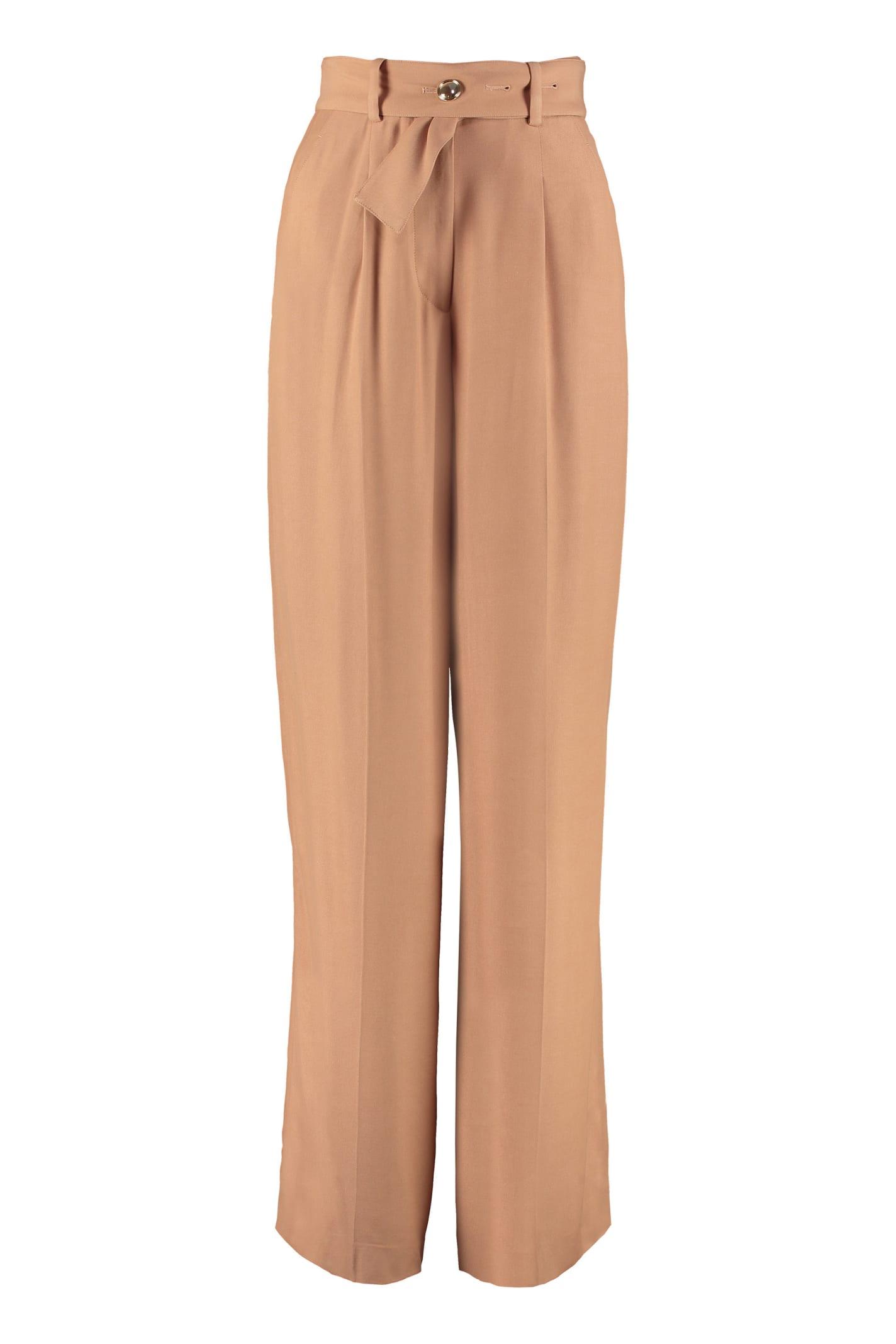 IRO Hastro Wide-leg Trousers