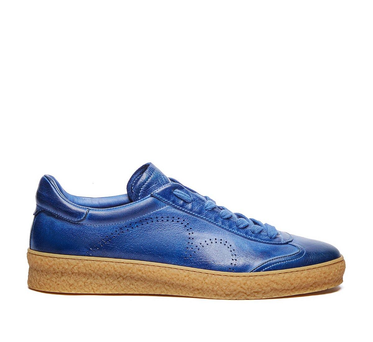 Barracuda Sneakers In Azzurro