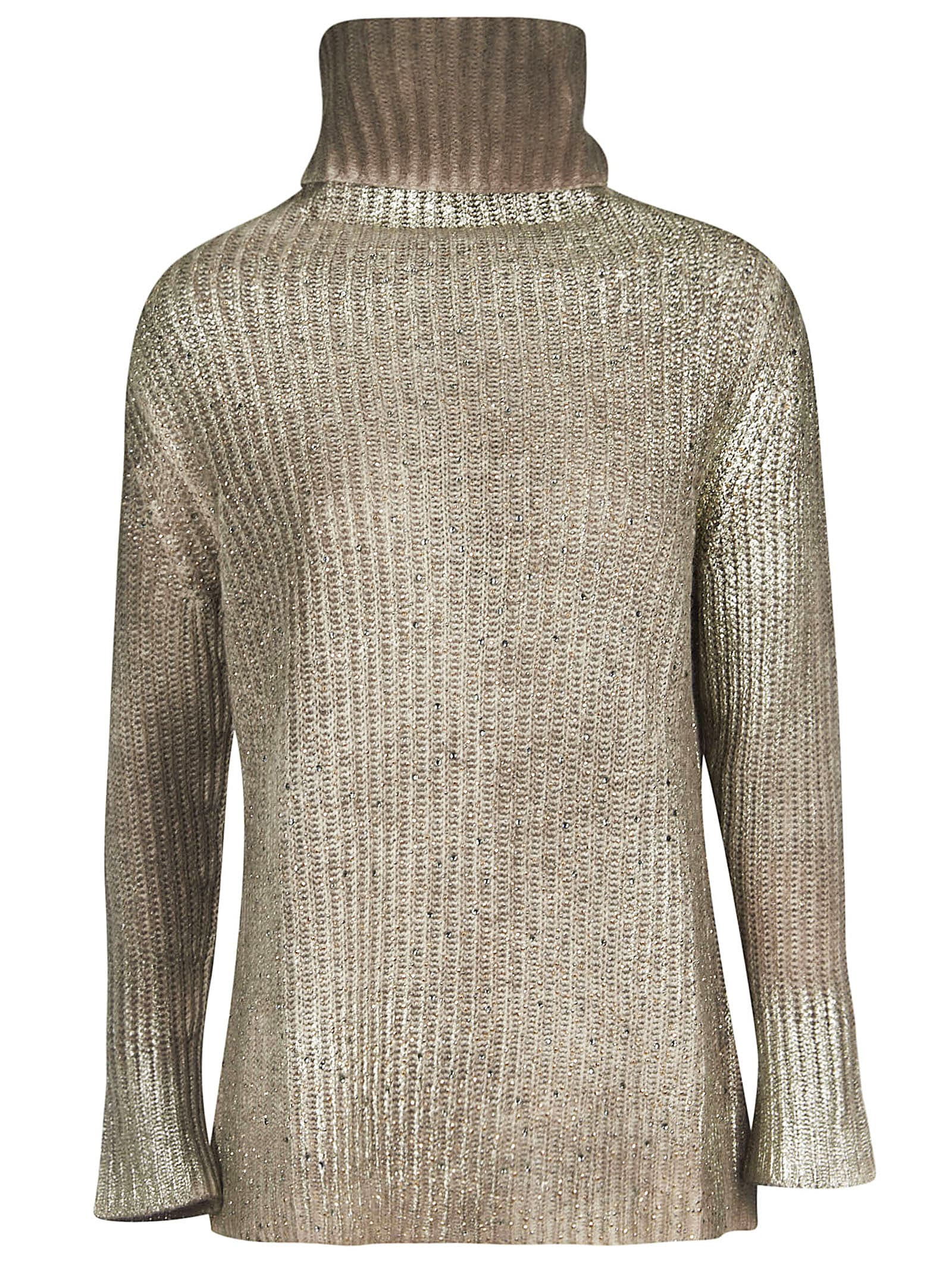 Avant Toi High Neck Sweater