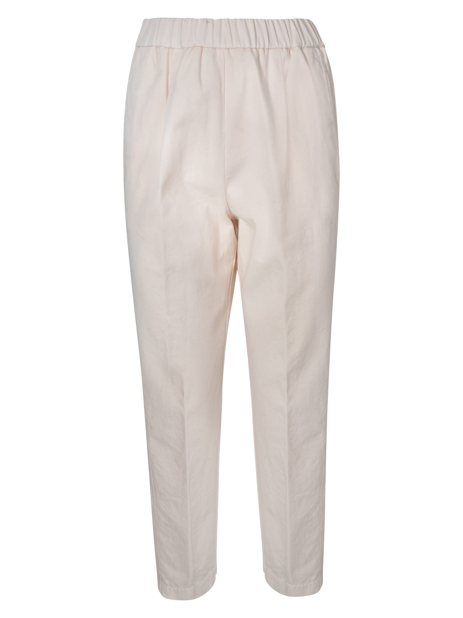 Forte Forte RIBBED WAIST TROUSERS
