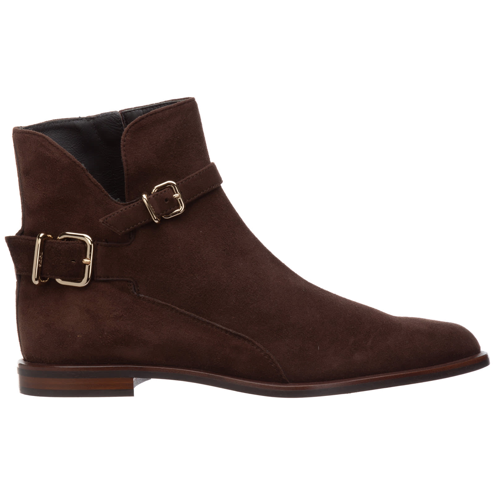 Buy Tods Interactive Ankle Boots online, shop Tods shoes with free shipping