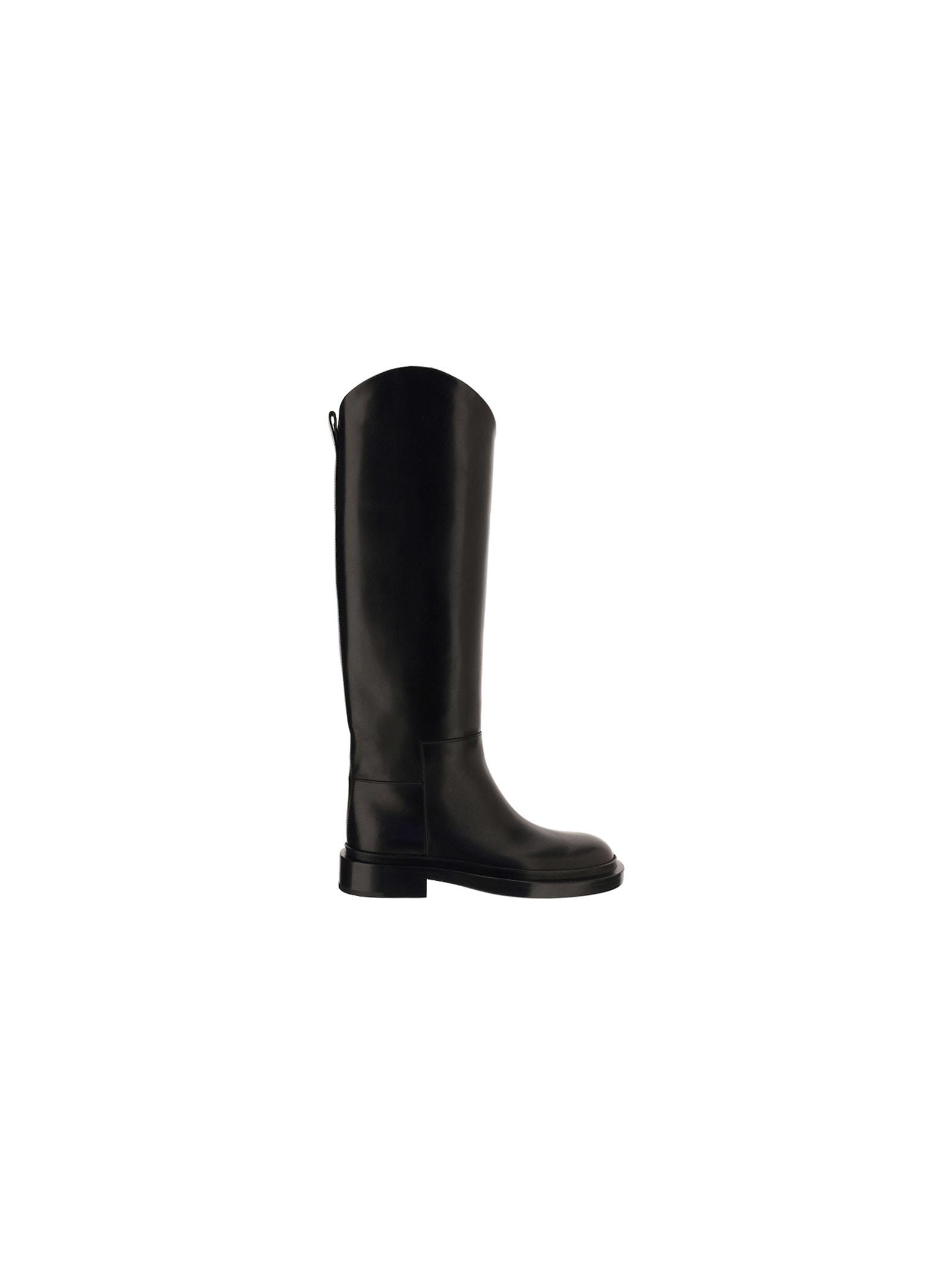 Buy Jil Sander Boots online, shop Jil Sander shoes with free shipping