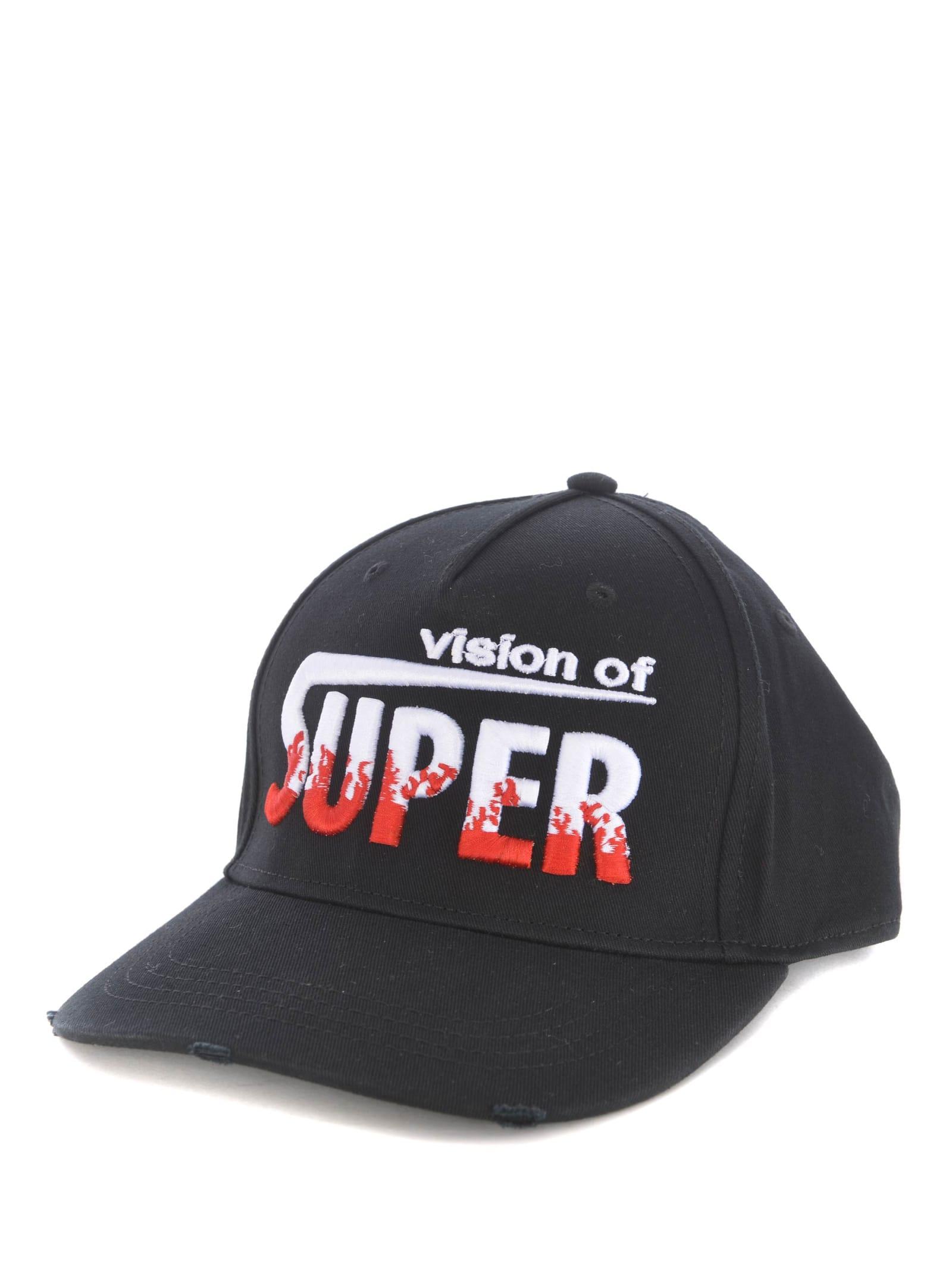 Vision of Super Hat