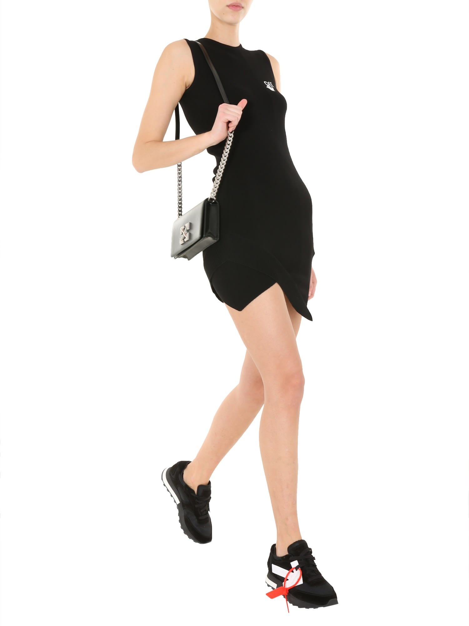 Off-White Mini Dress